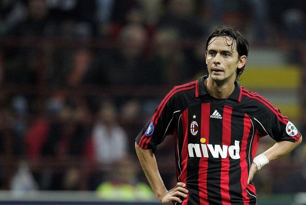 HD wallpapers Bos: Filippo Inzaghi Wallpaper
