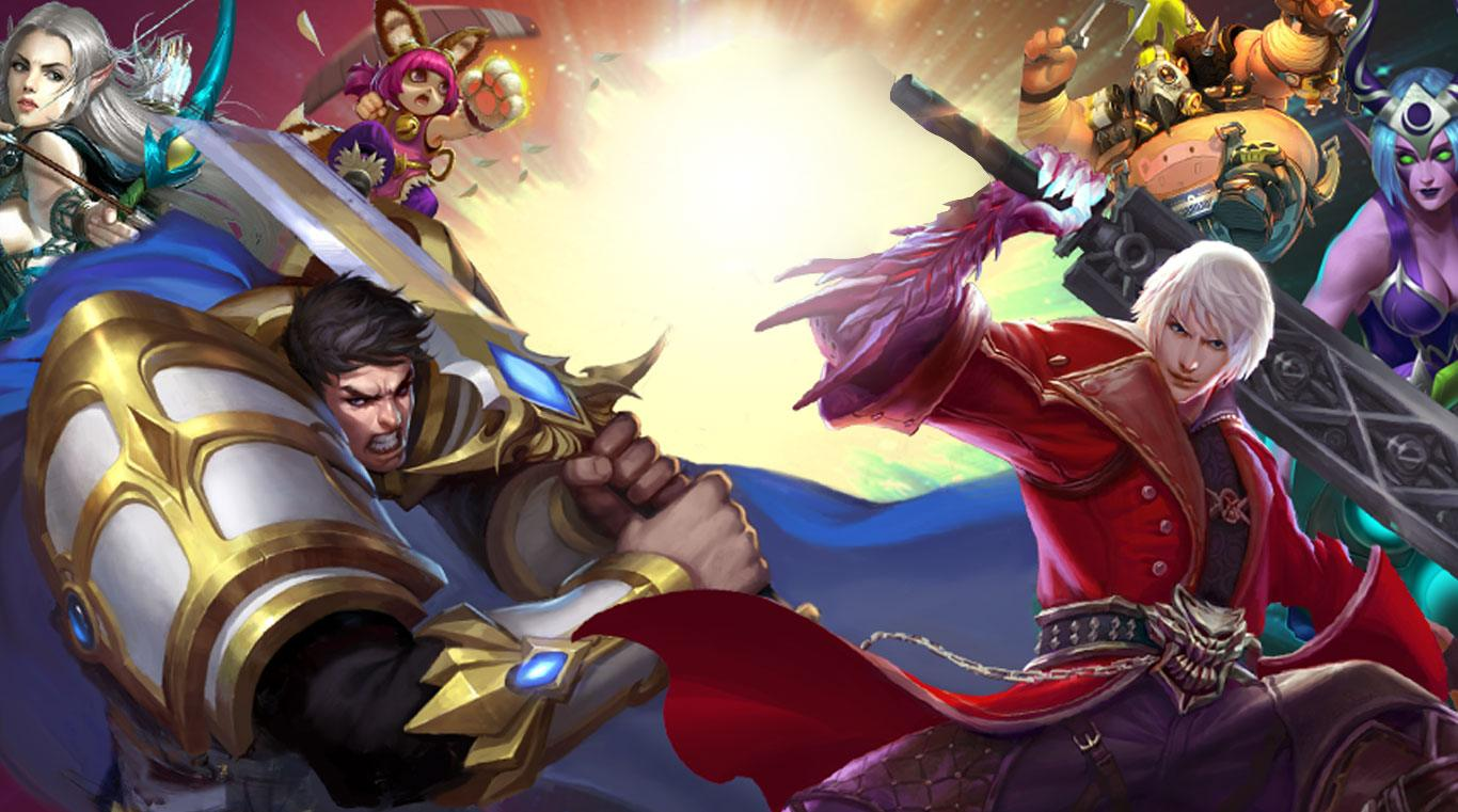 Play Mobile Legends: Bang Bang On PC And Mac With BlueStacks .