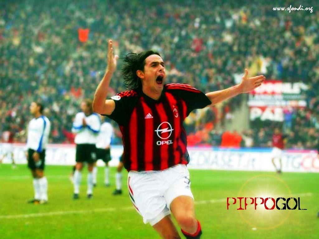 filippo inzaghi-acmilan wall