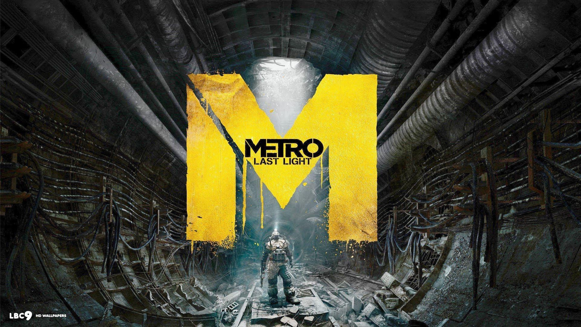 Metro Last Light Wallpapers Wallpaper Cave