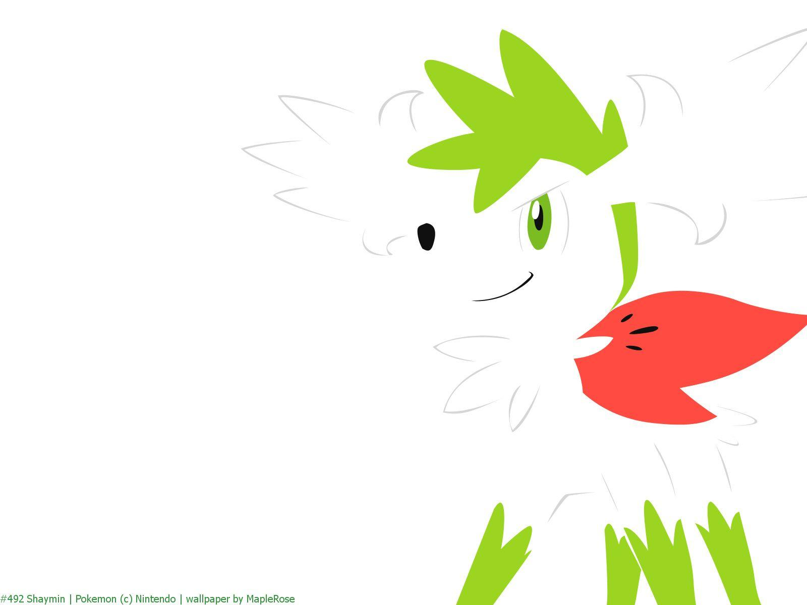 Shaymin Wallpapers - Wallpaper Cave