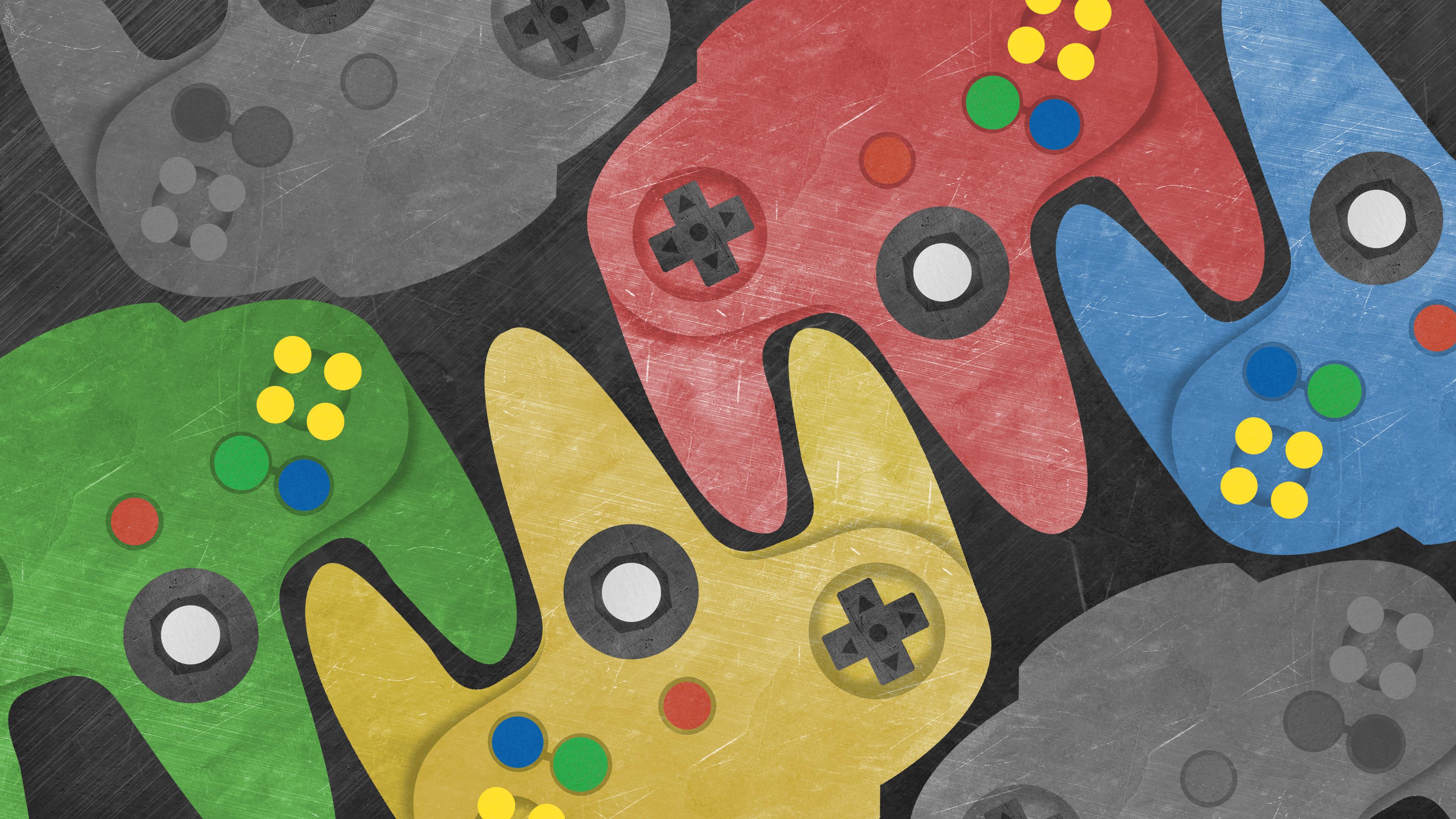 Nintendo 64 Wallpapers - Wallpaper Cave