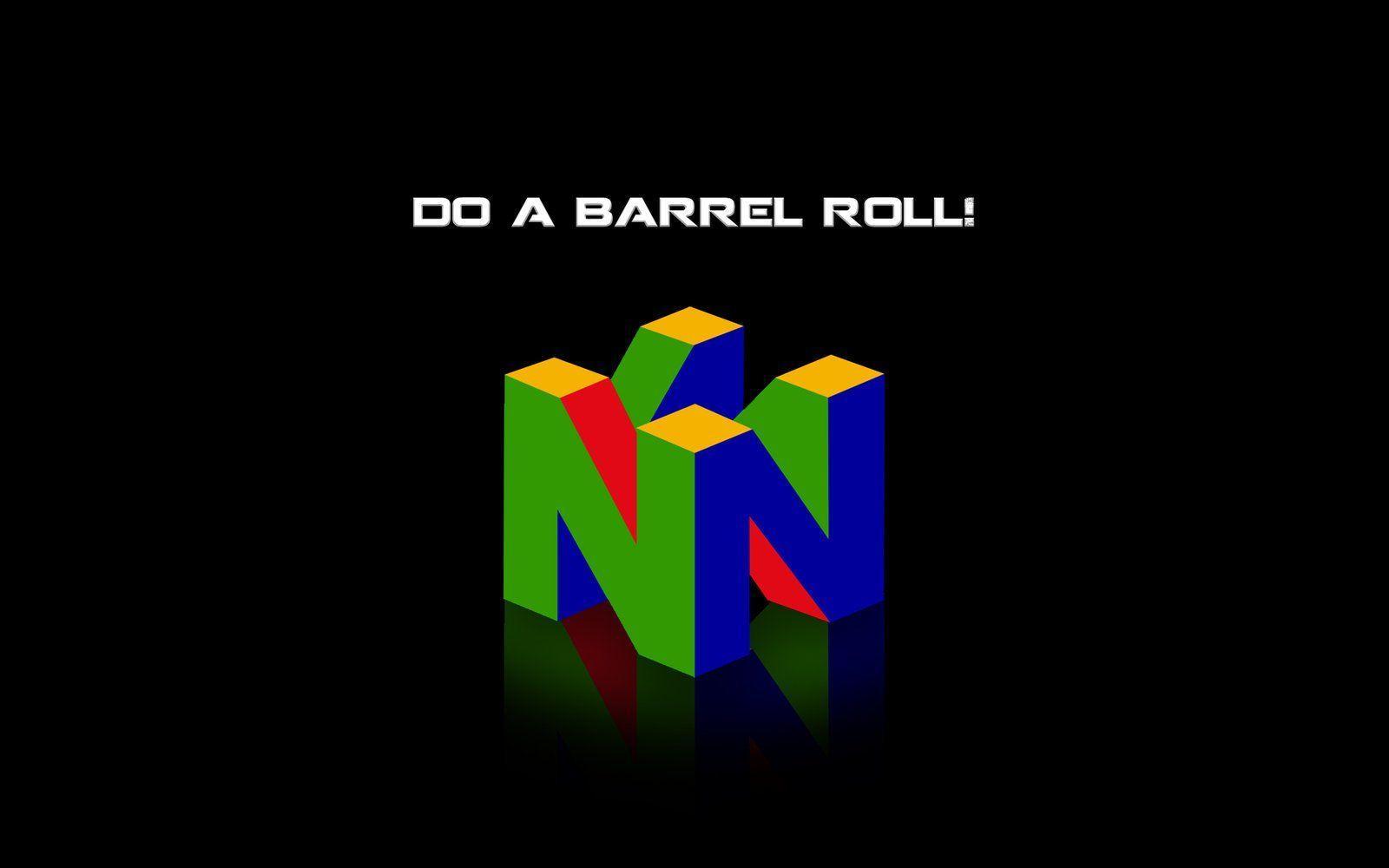 n64 logo hd wallpaper - HD1600×1000