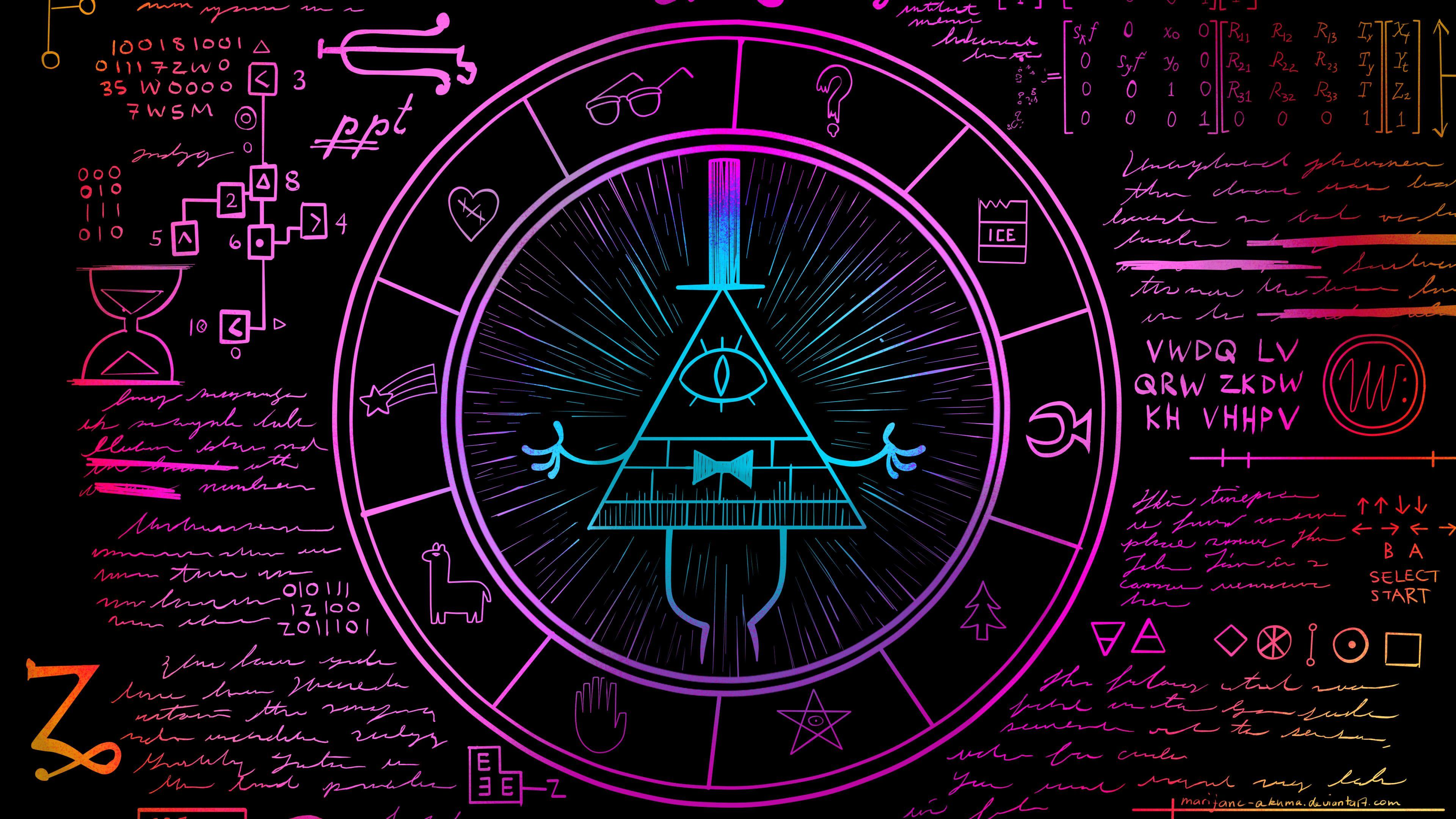 Bill Cipher Wallpapers - WallpaperSafari