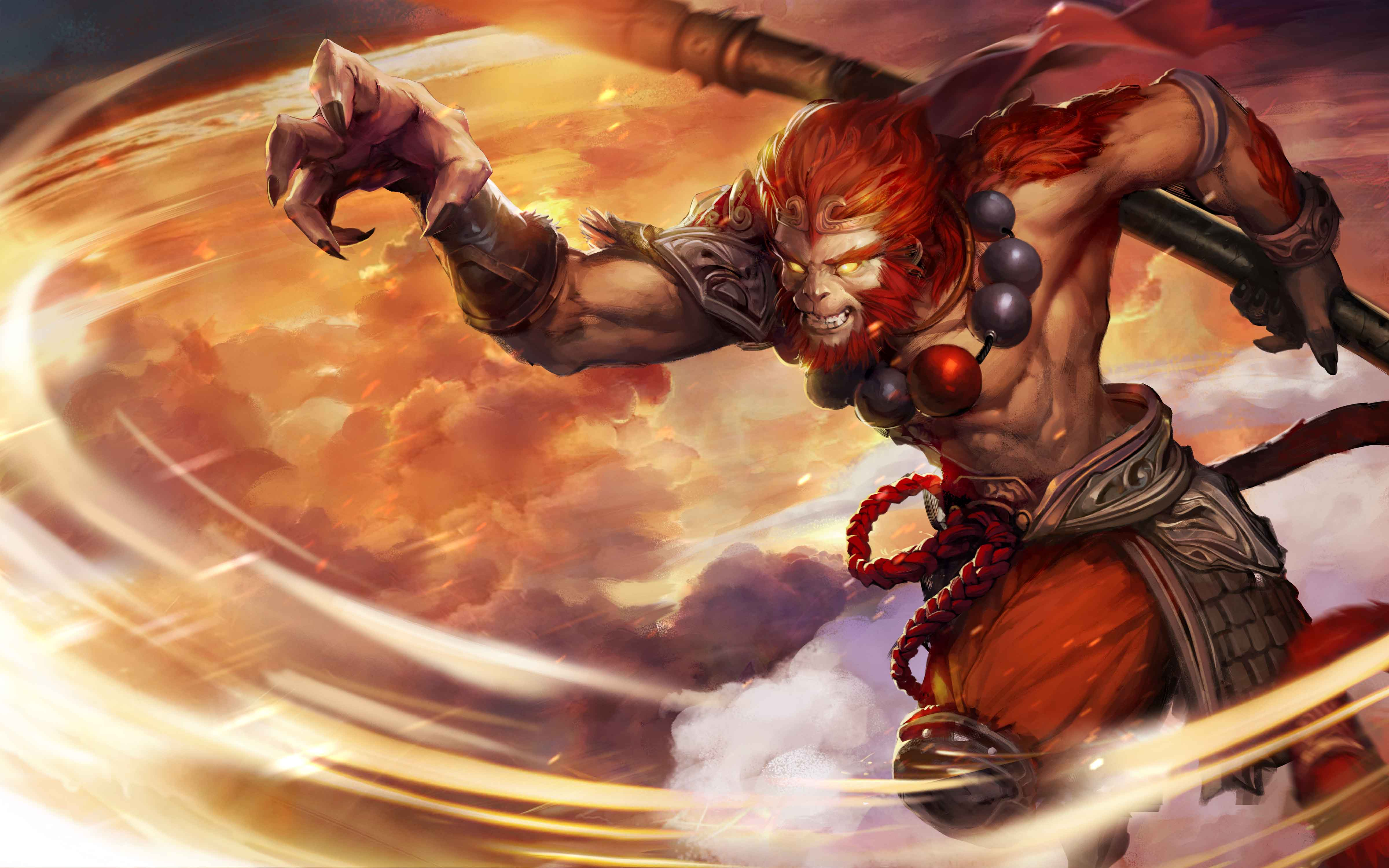 Sun Wukong Wallpapers Wallpaper Cave