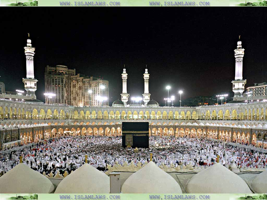 Makkah & Madina Sharif Wallpapers