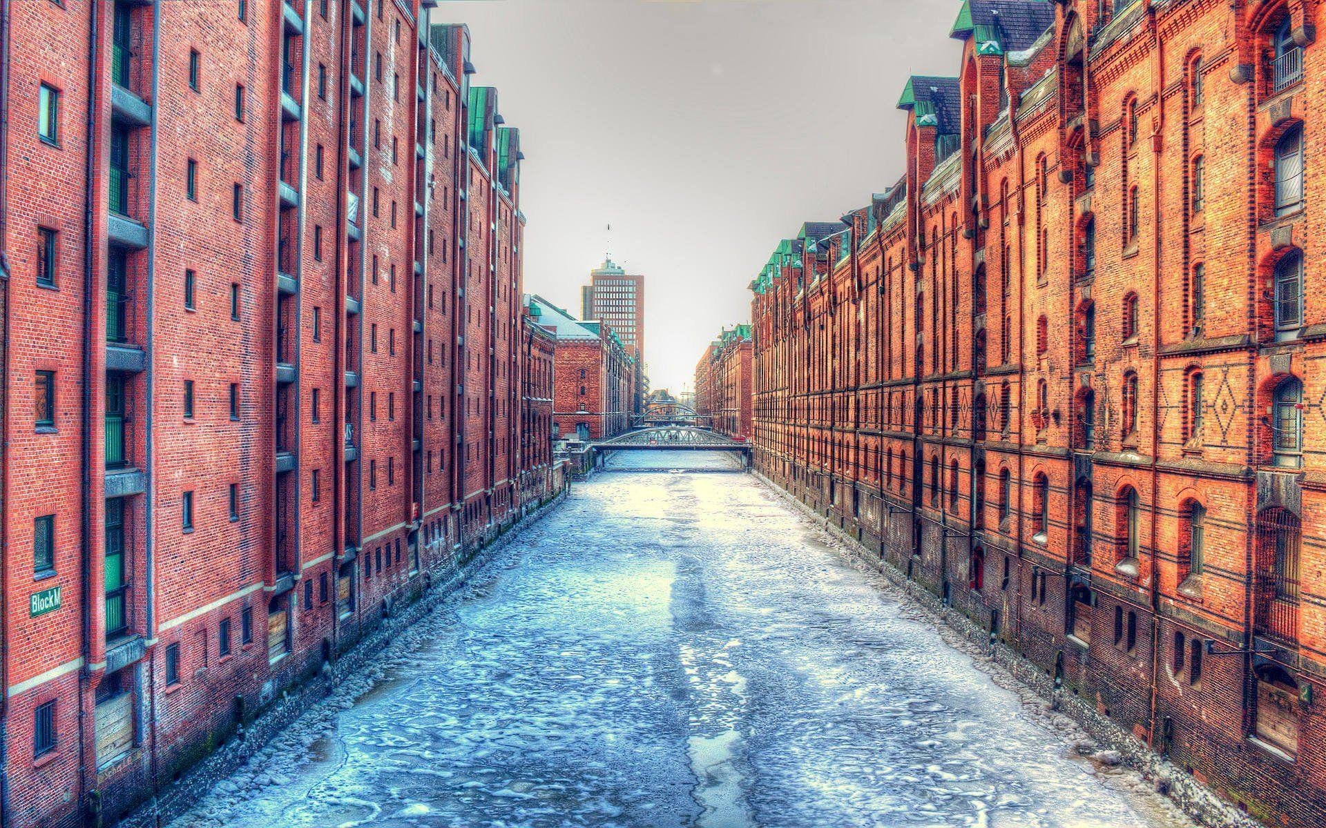 13 Hamburg HD Wallpapers | Backgrounds - Wallpaper Abyss