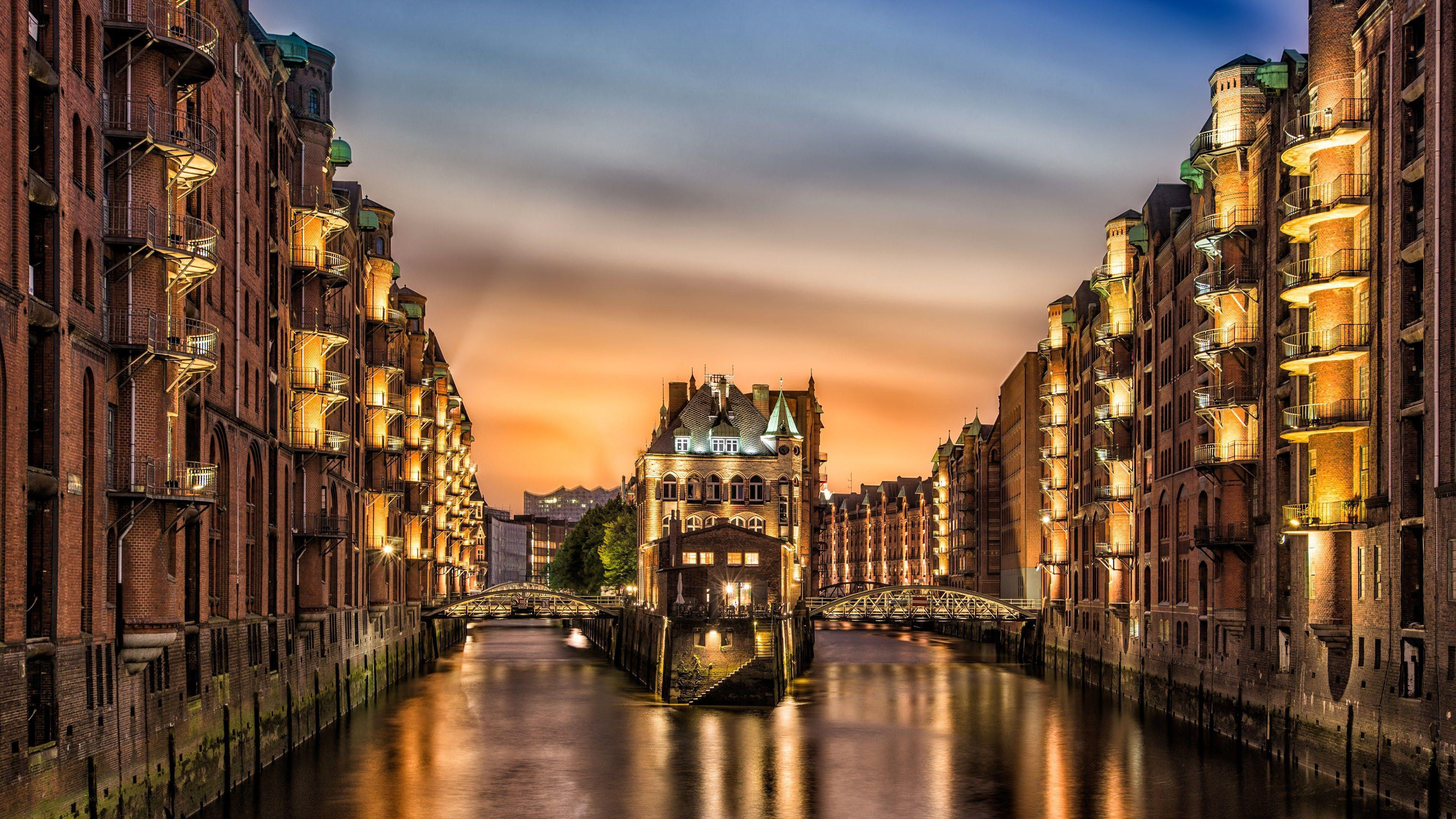 21 Hamburg HD Wallpapers | Backgrounds - Wallpaper Abyss