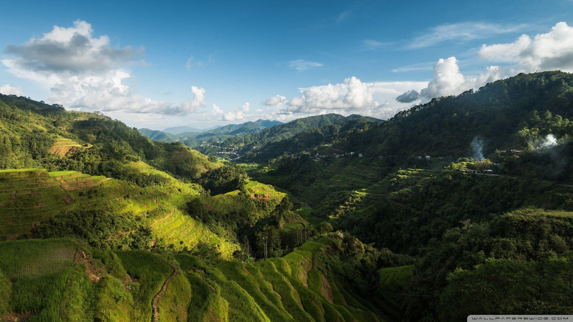 Philippines Landscape HD desktop wallpaper : Widescreen ...