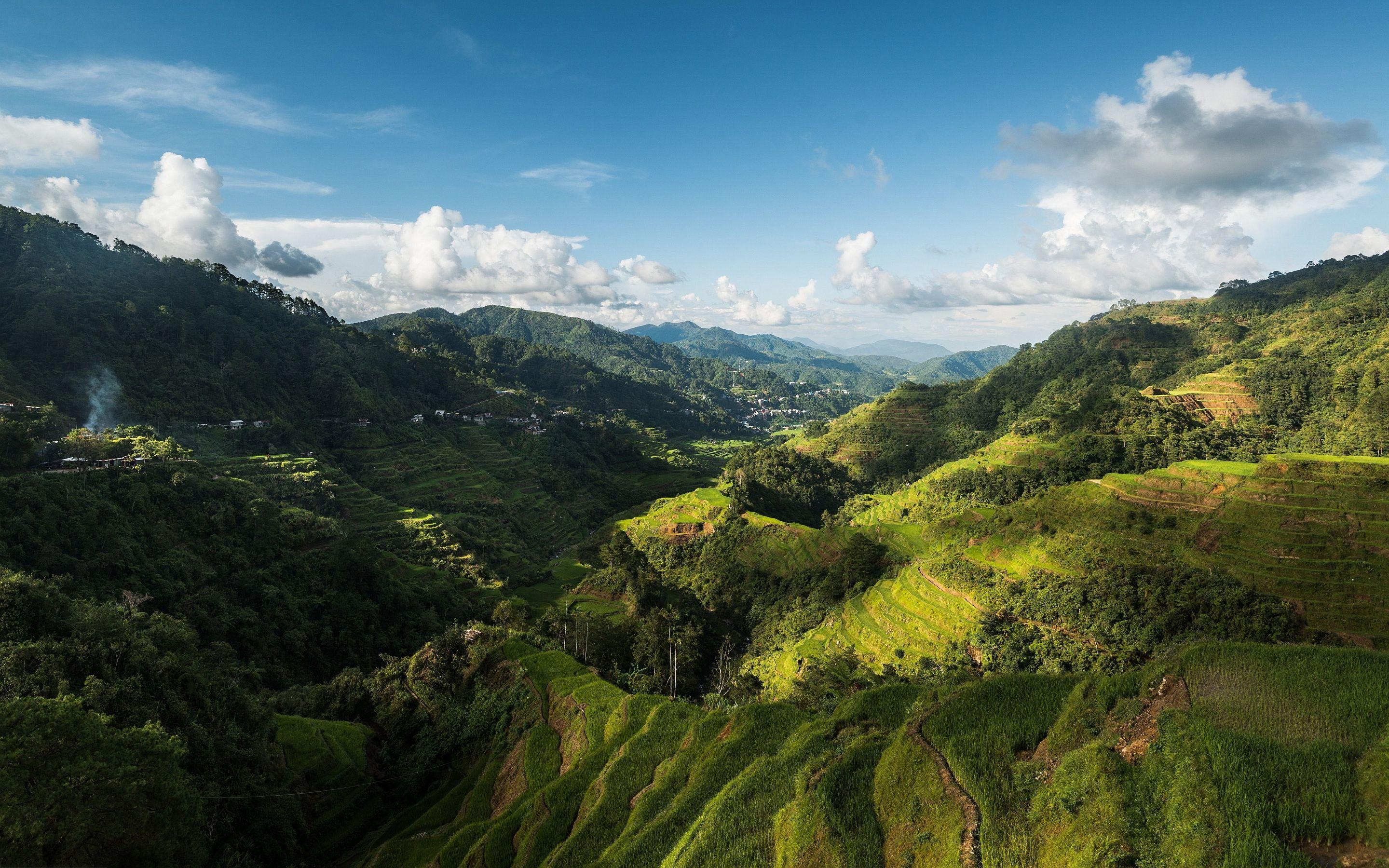 Philippines countryside Wallpapers | Pictures