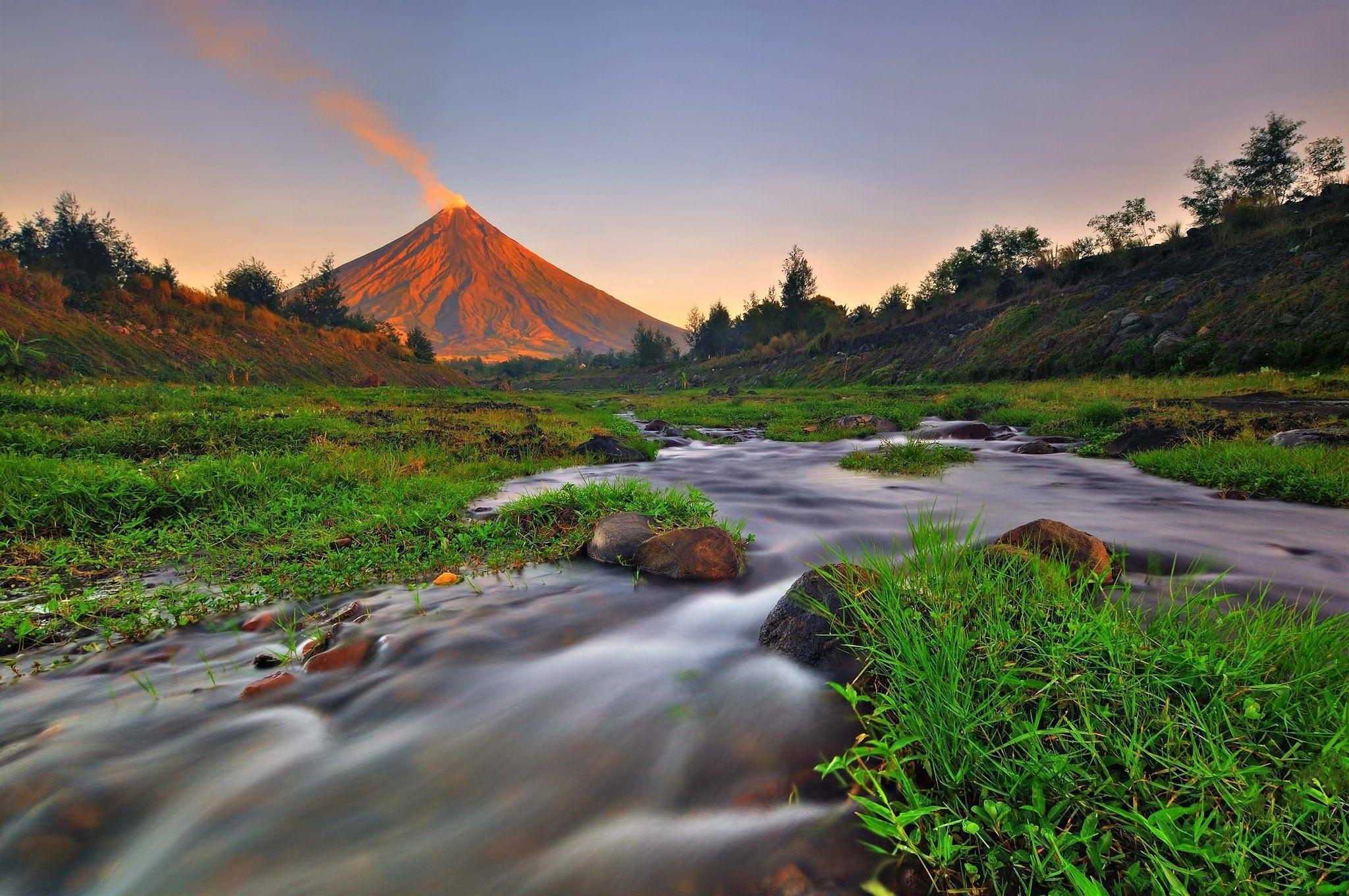 Desktop Wallpapers Philippines Mountains