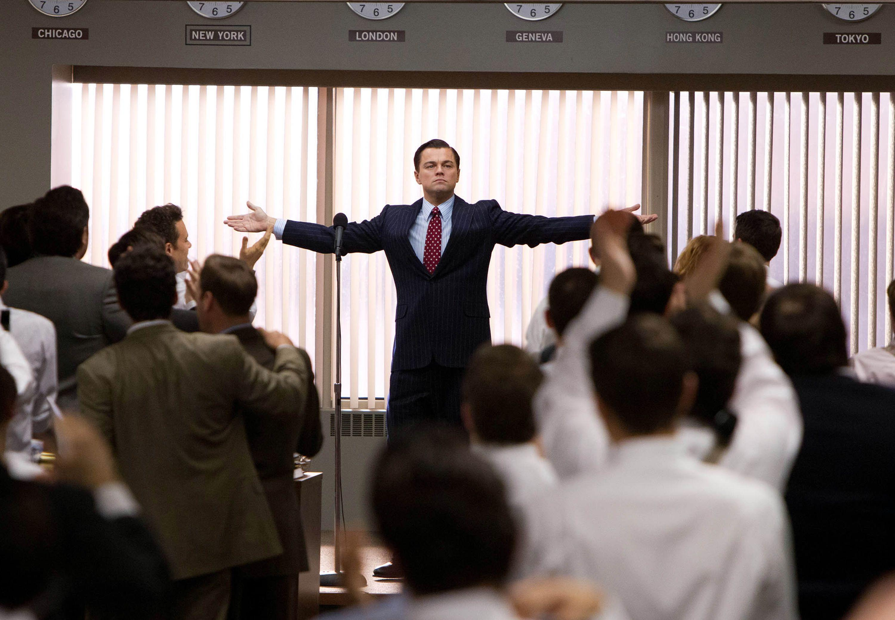 Wolf Of Wall Street Wallpapers Wallpaper Cave