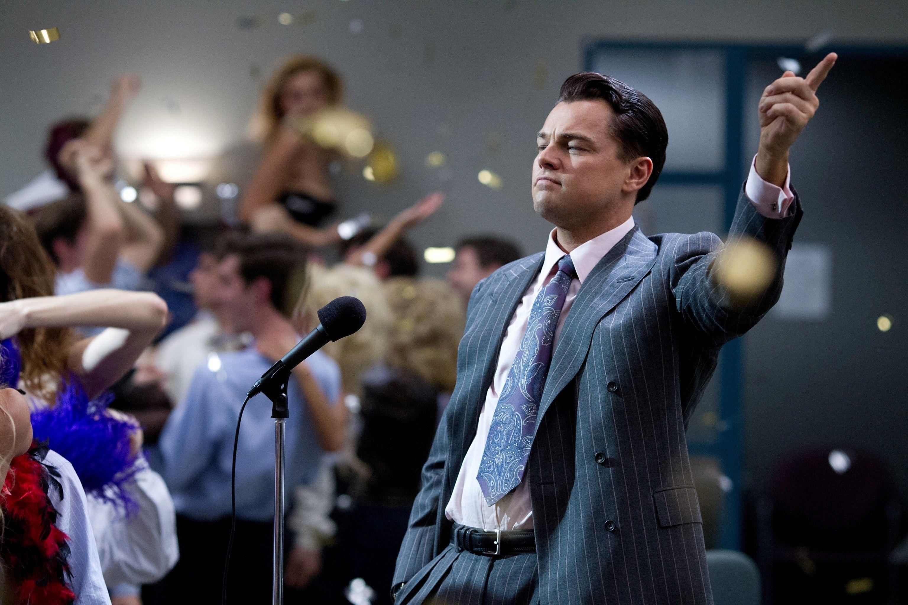 The Wolf Of Wall Street Stream Hd