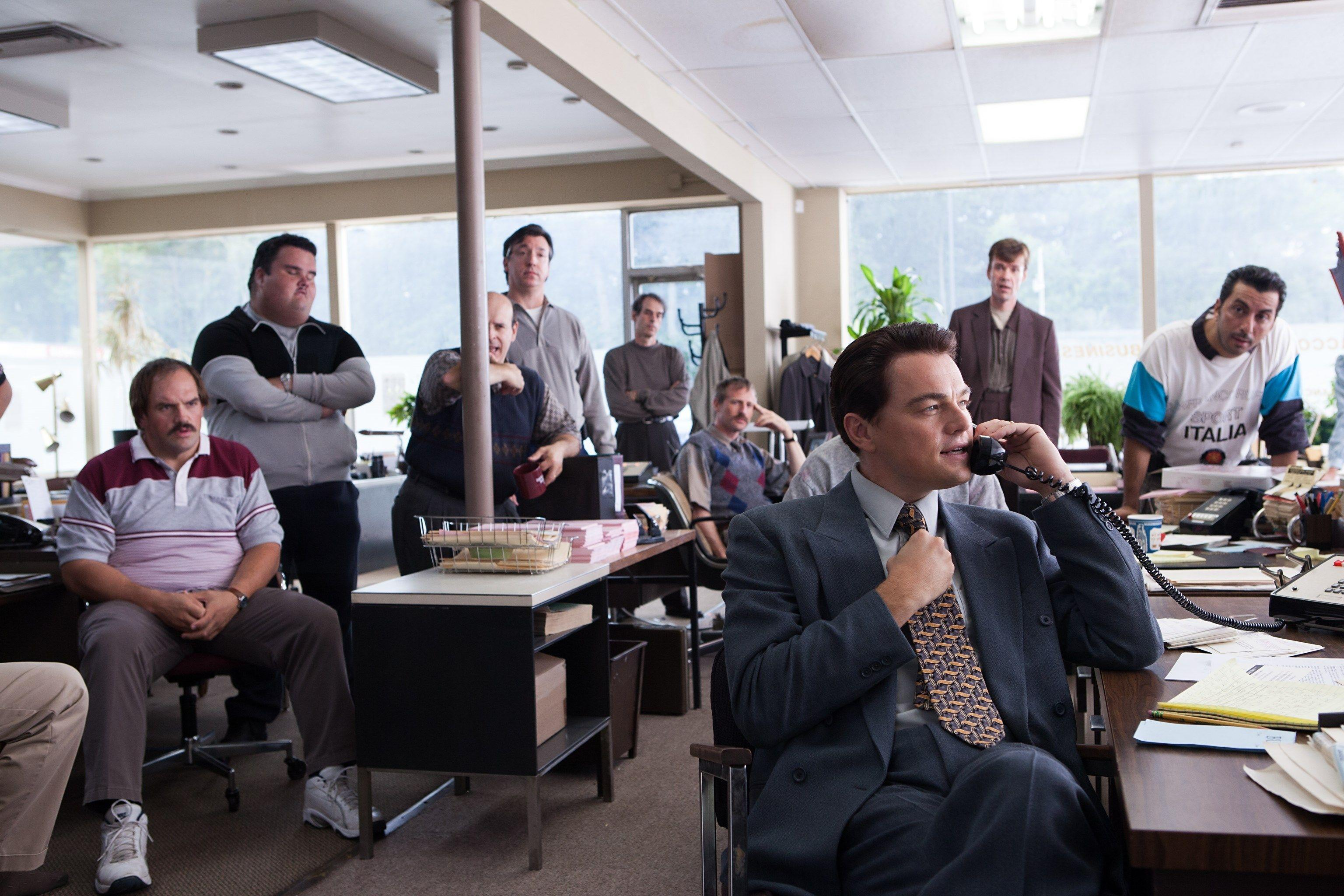 The Wolf Of Wall Street Wallpapers Wallpaper Cave