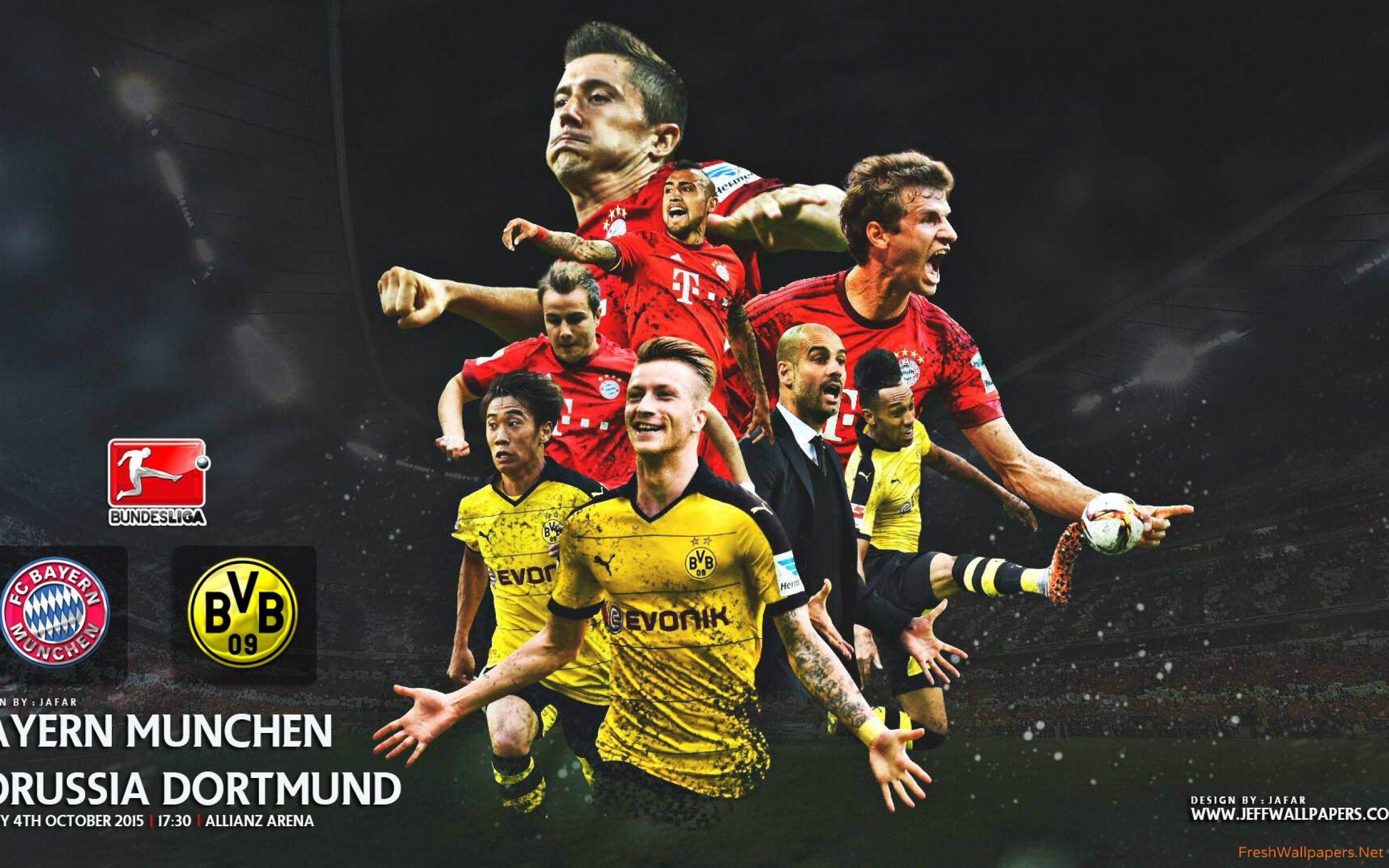 Bundesliga Wallpapers Wallpaper Cave