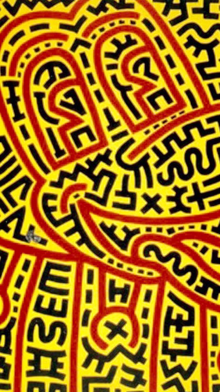 Keith Haring Wallpapers - Wallpaper Cave