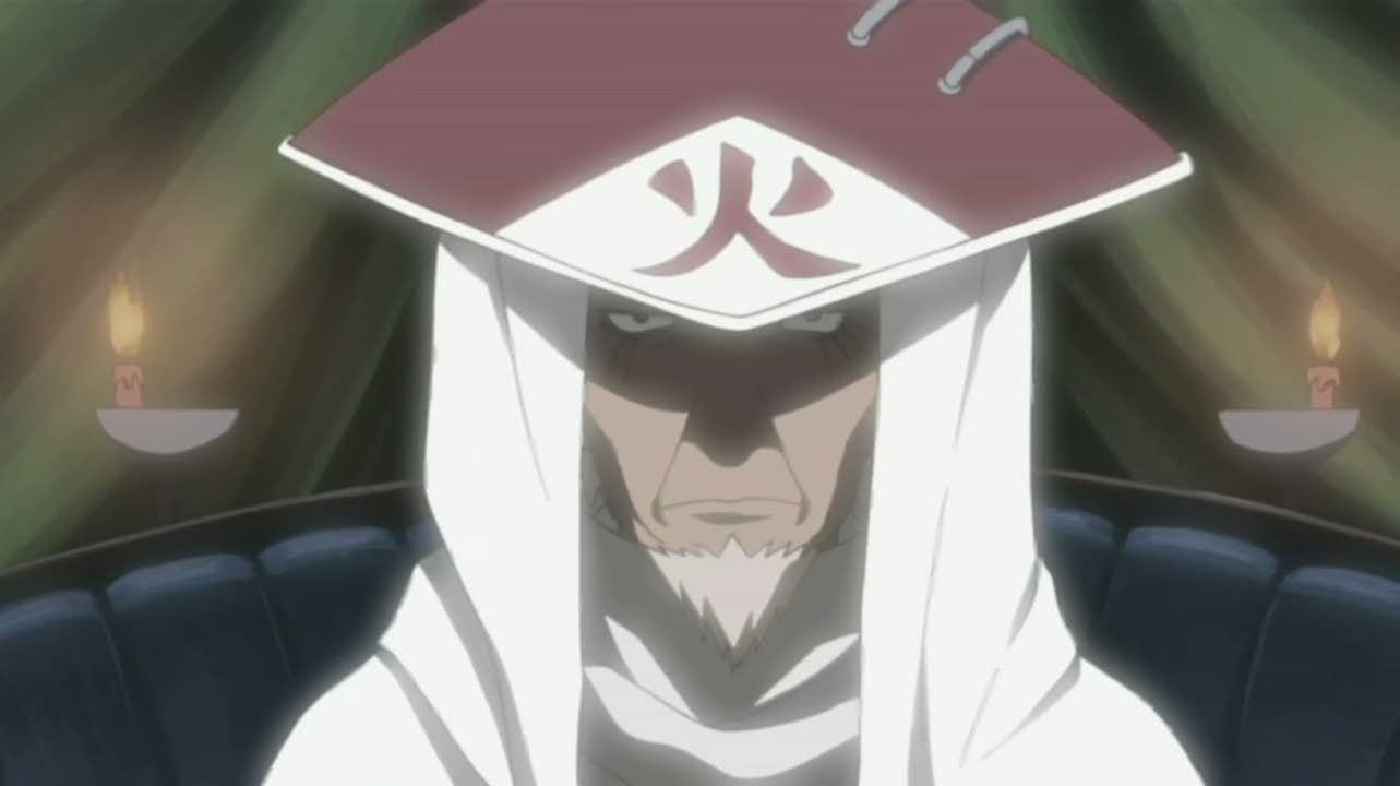 Image result for hiruzen sarutobi wallpaper hd