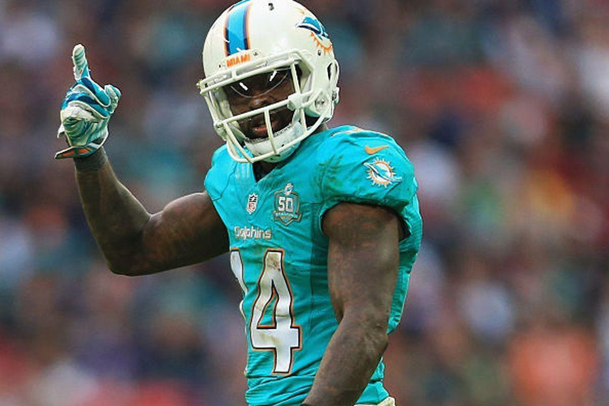 SUTTON's Salute to Jarvis Landry's First Down Signal - The Phinsider