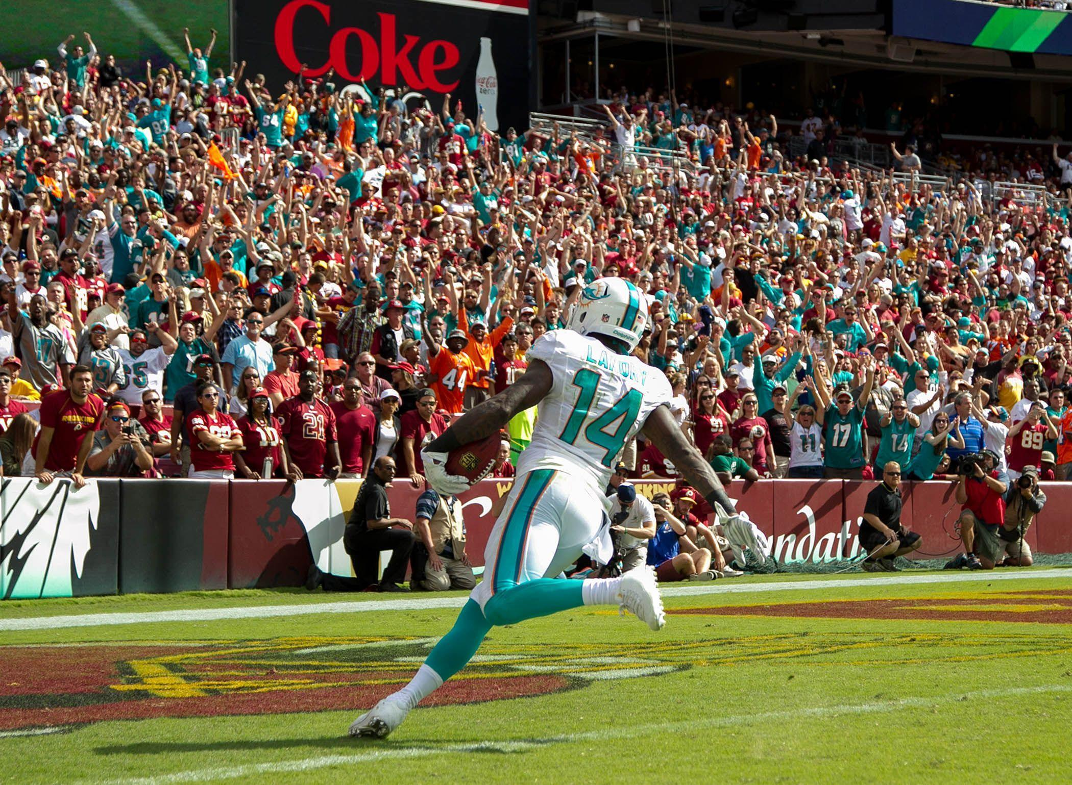 Miami Dolphins: Here's how that TD return played out in Landry's ...