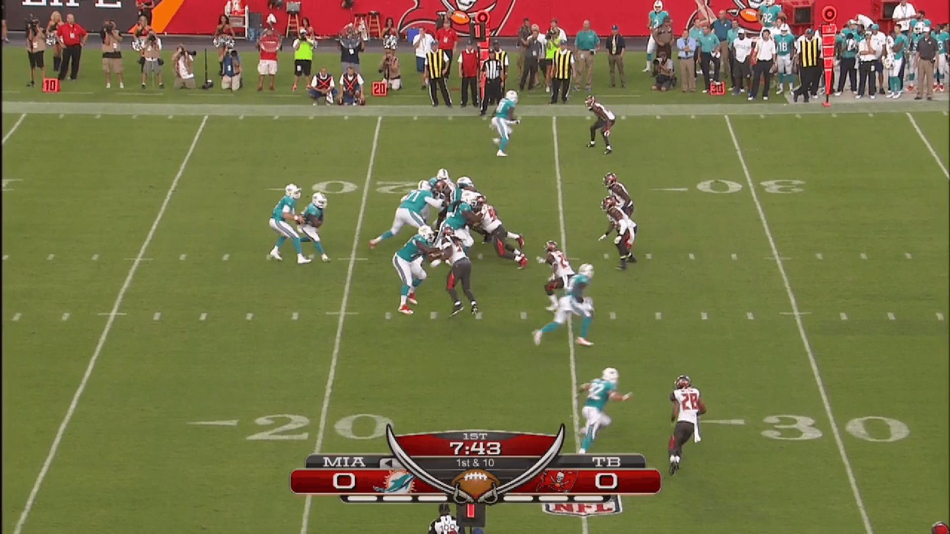 Dolphins vs Buccaneers: Breaking down Ryan Tannehill to Jarvis ...