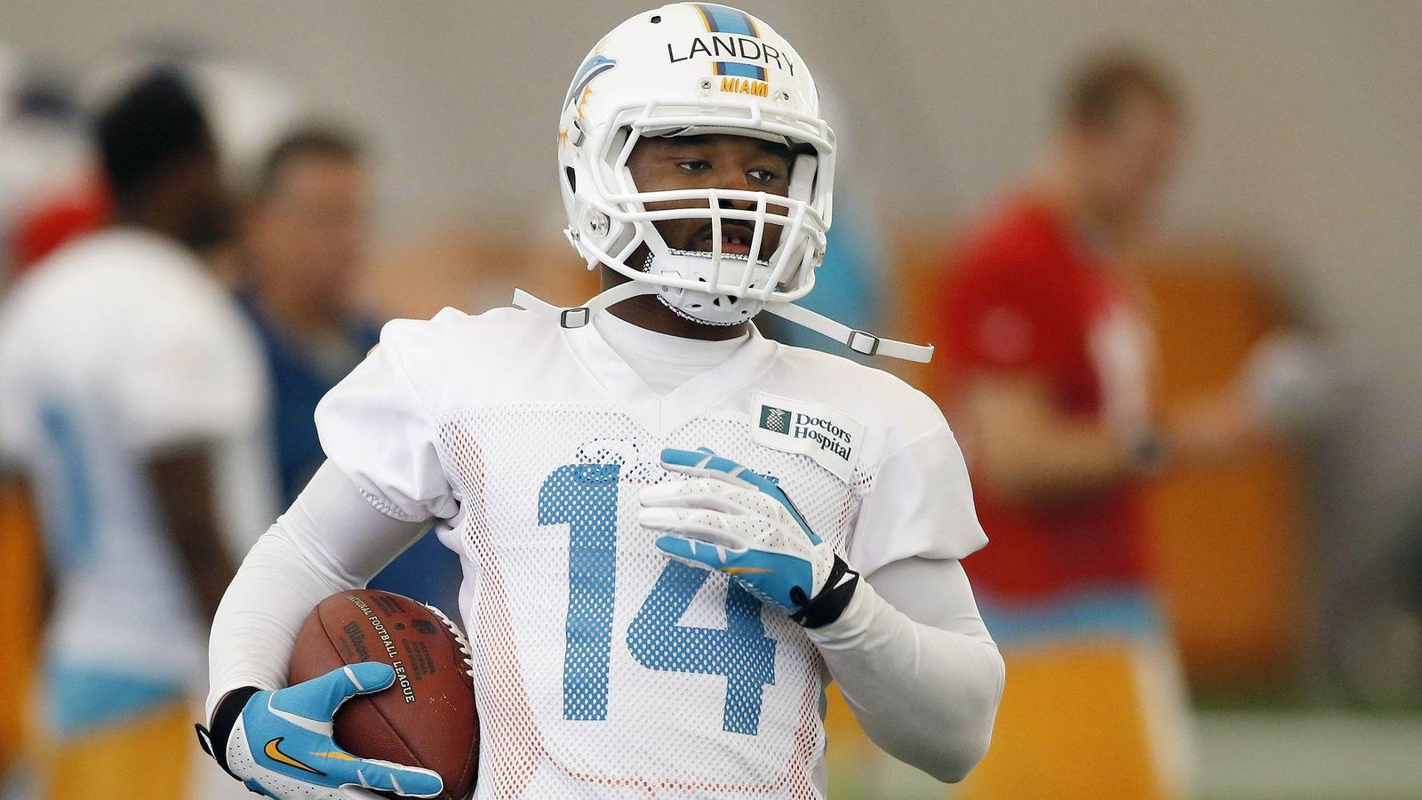 Jarvis Landry Preparing for Breakout Season