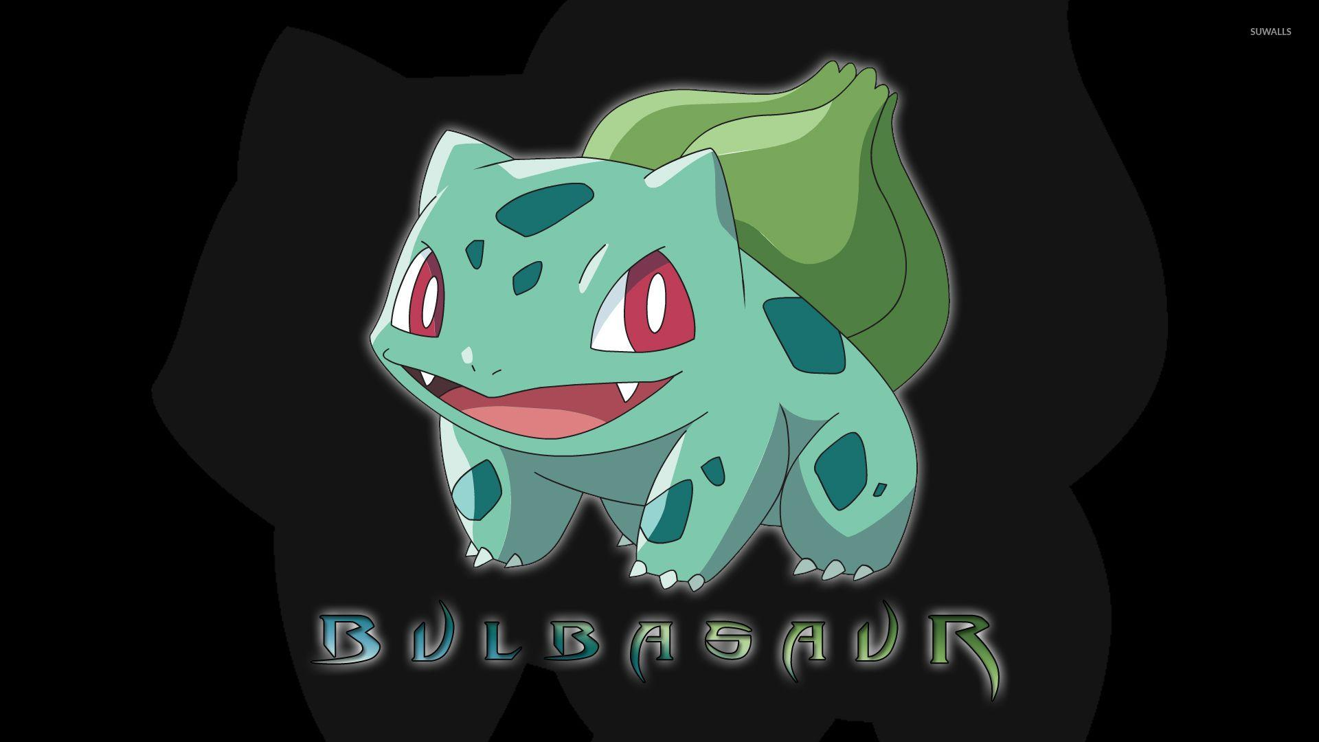 Bulbasaur in Pokemon wallpaper - Game wallpapers - #50496