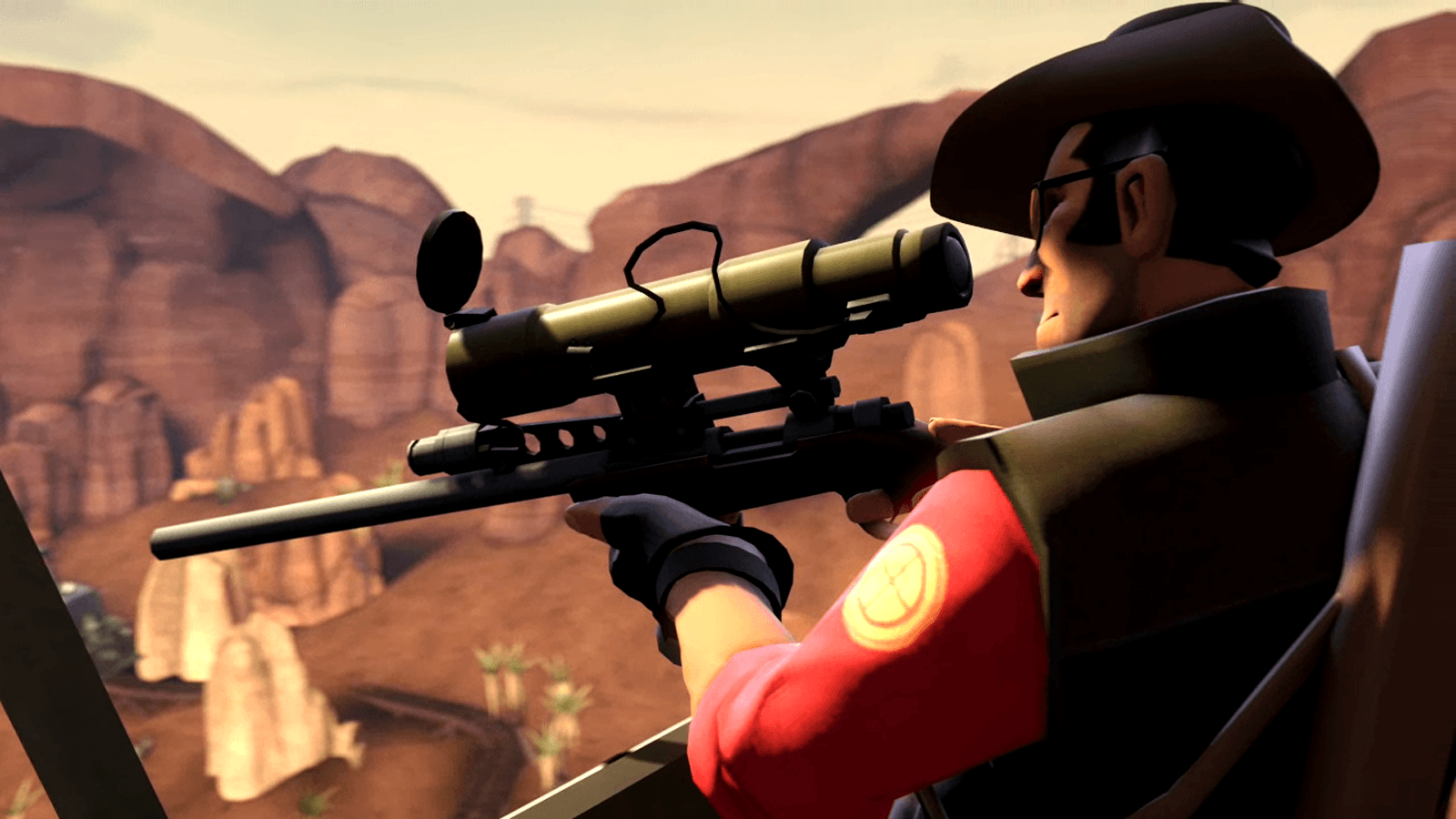 Wallpaper Team Fortress 2