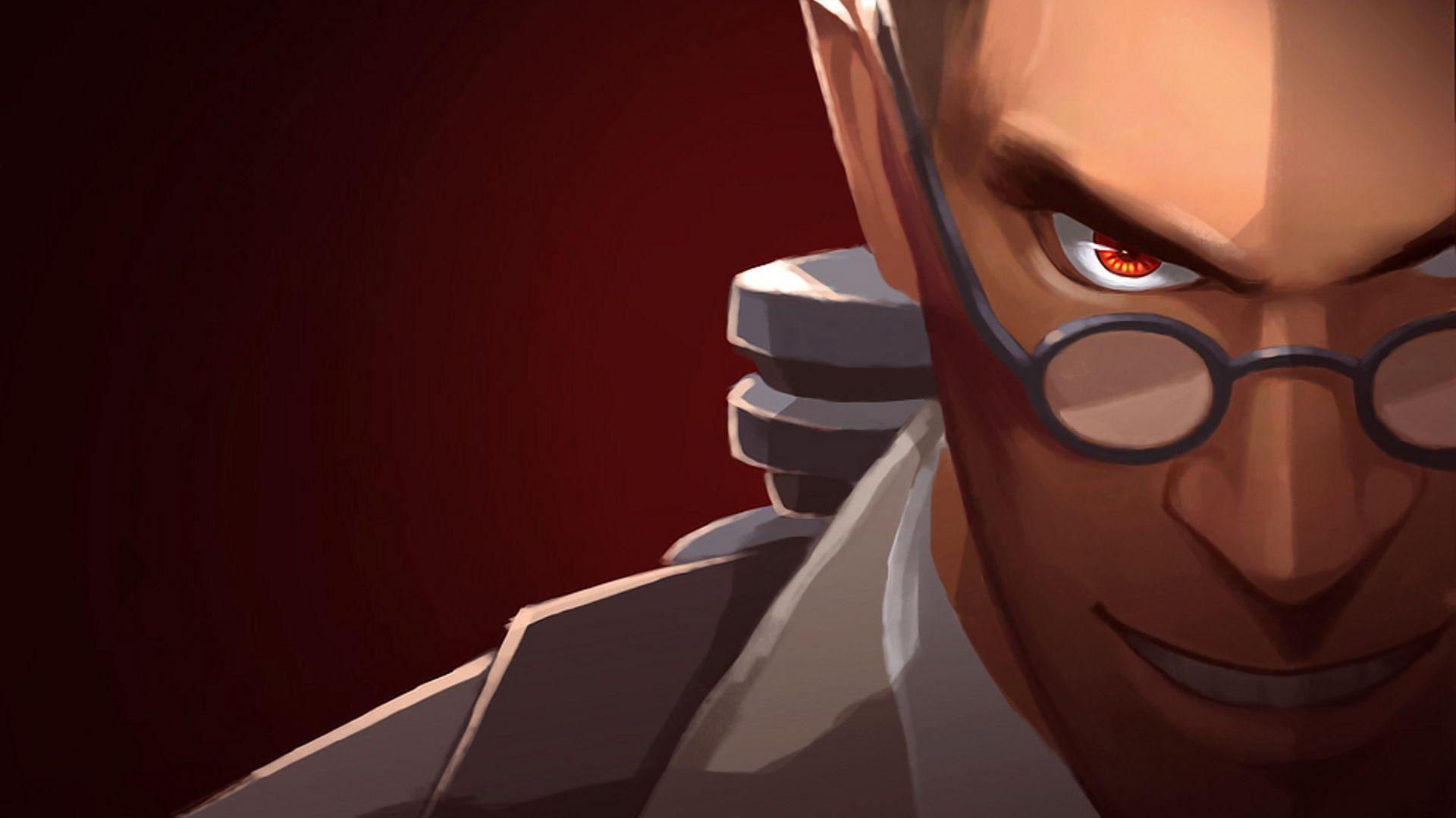 Team Fortress 2 Medic Wallpapers Wallpaper Cave