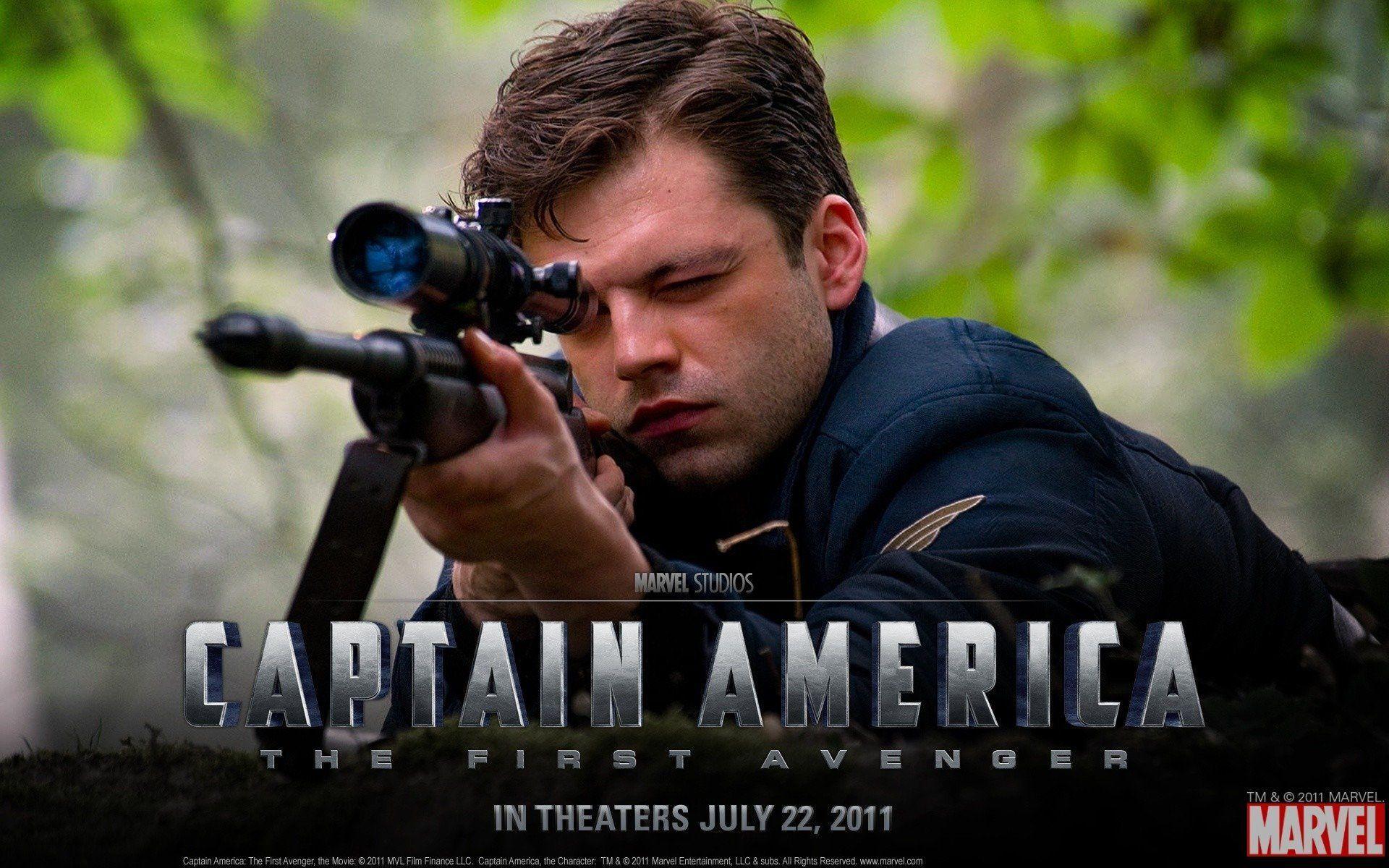 Wallpaper Avengers Infinity War Sebastian Stan Bucky Barnes