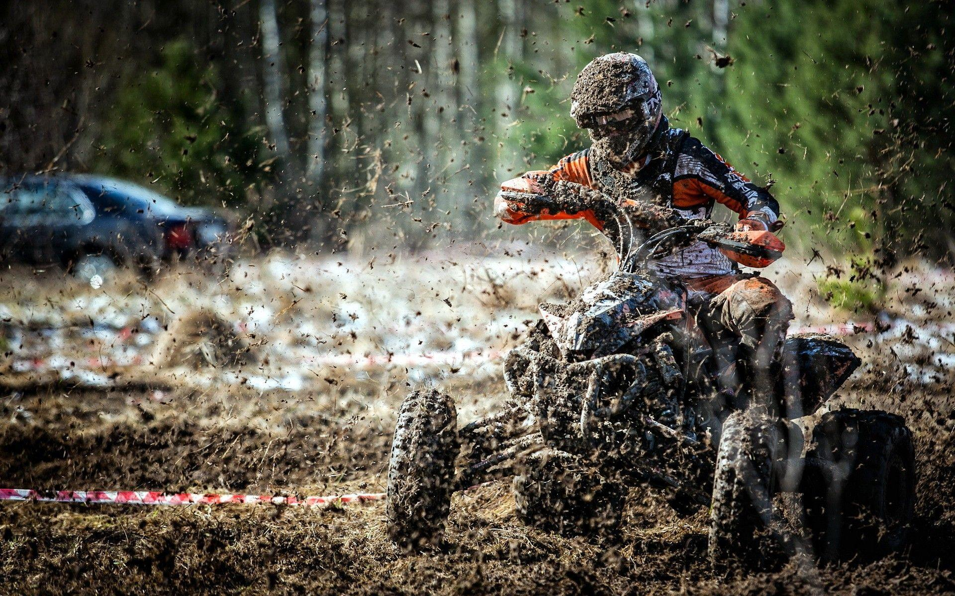 dirt, Sports, Vehicle, Mud Wallpapers HD / Desktop and Mobile