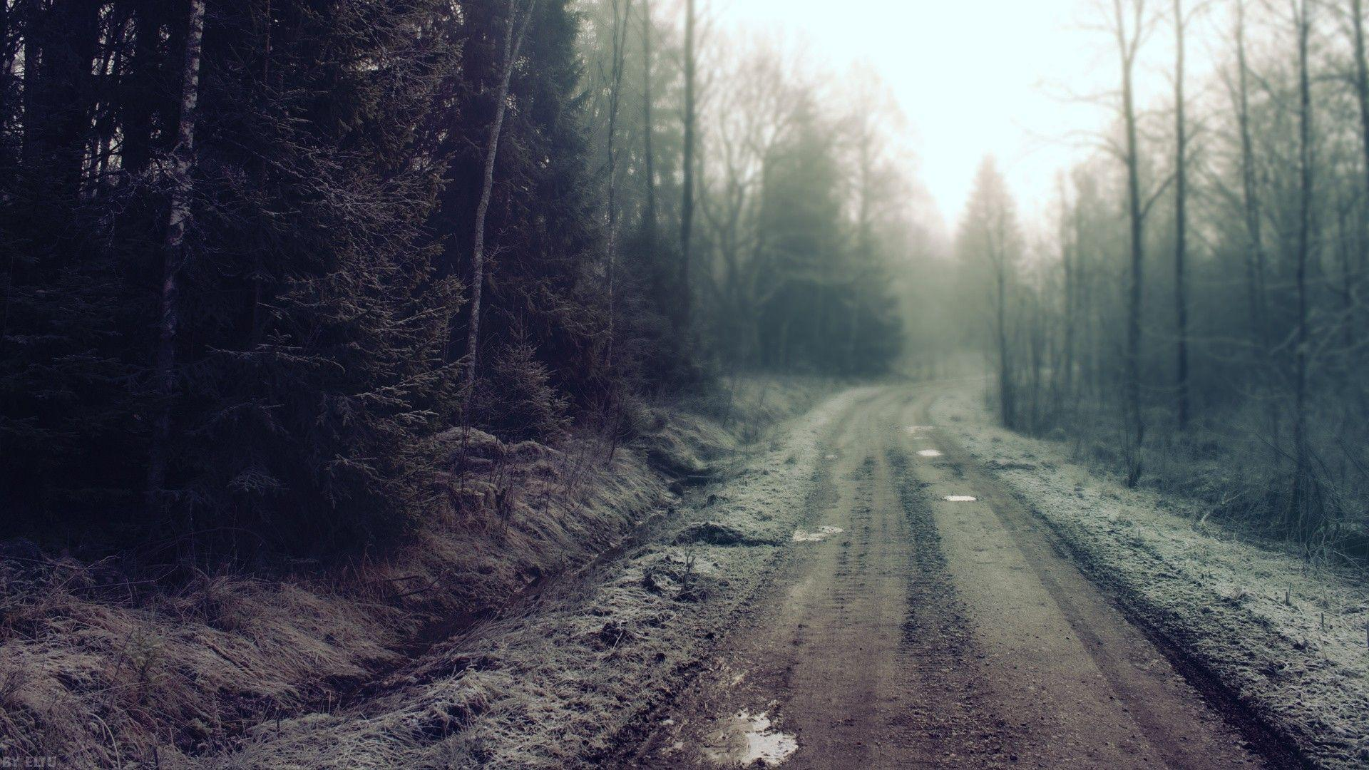 Mud Road Wallpapers