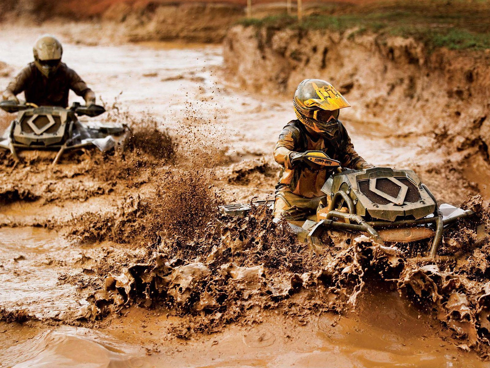 ATV Mudding Wallpapers