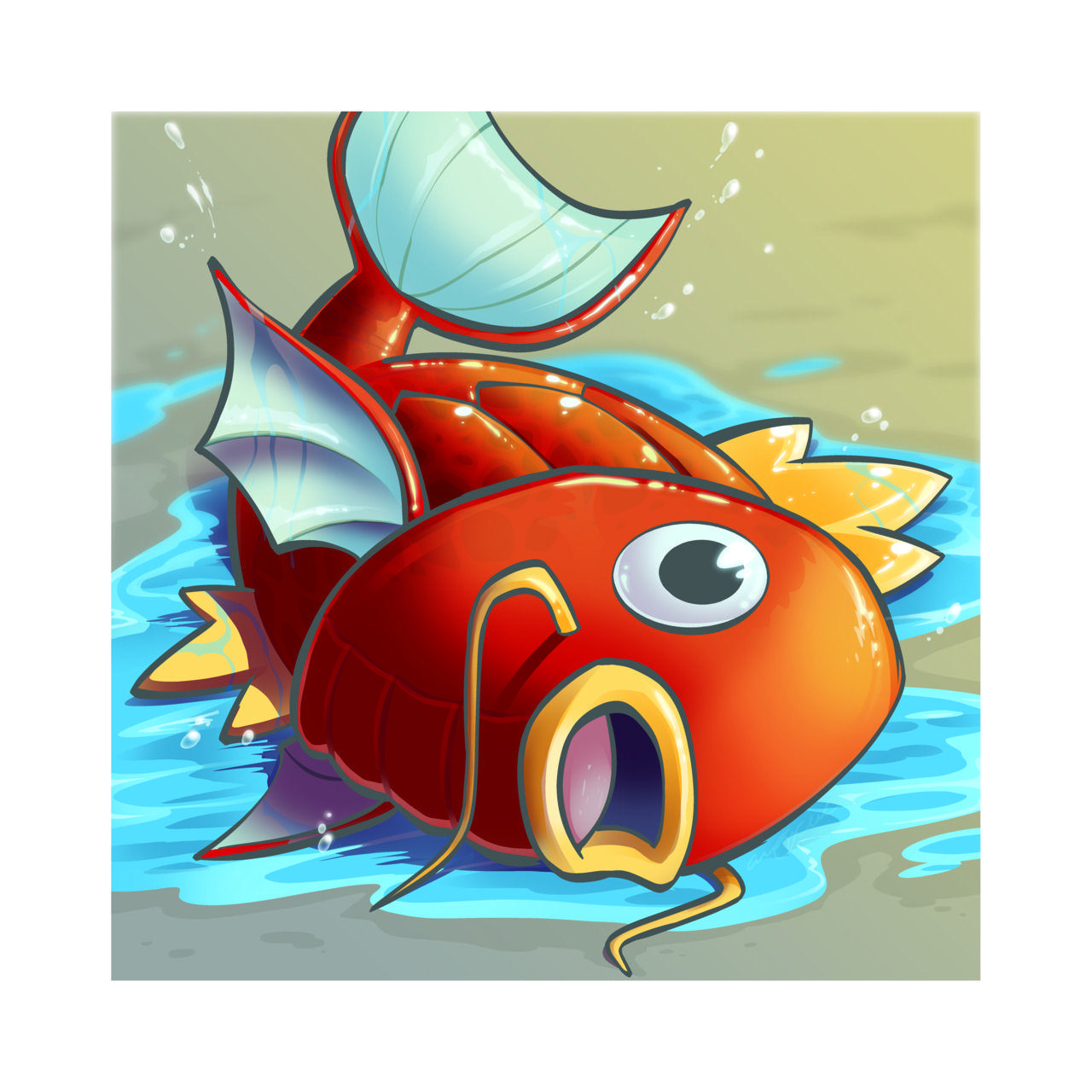 Tuesday 25th August 2015 Magikarp HD Backgrounds for PC ⇔ Full ...