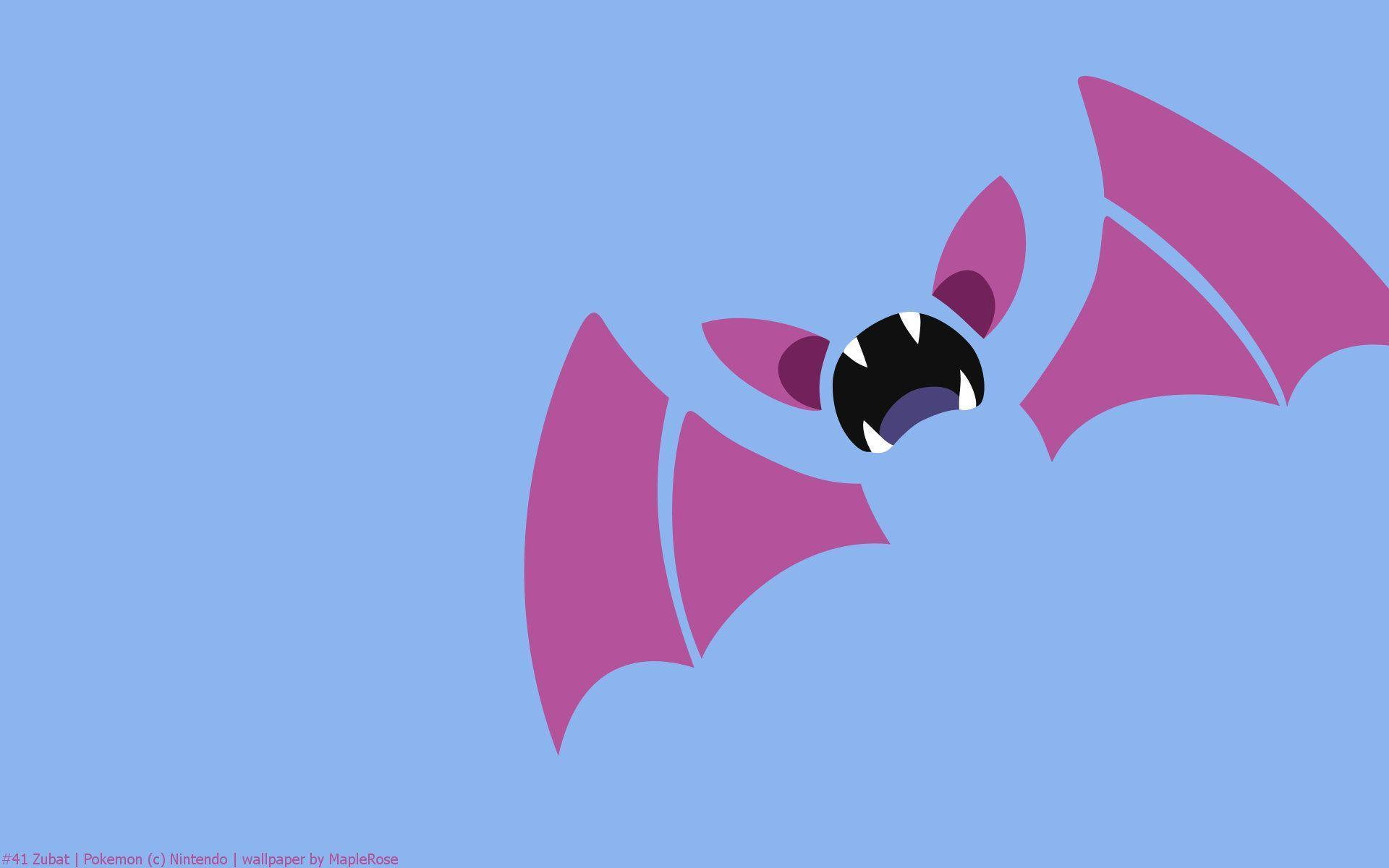 Zubat Pokemon HD Wallpapers