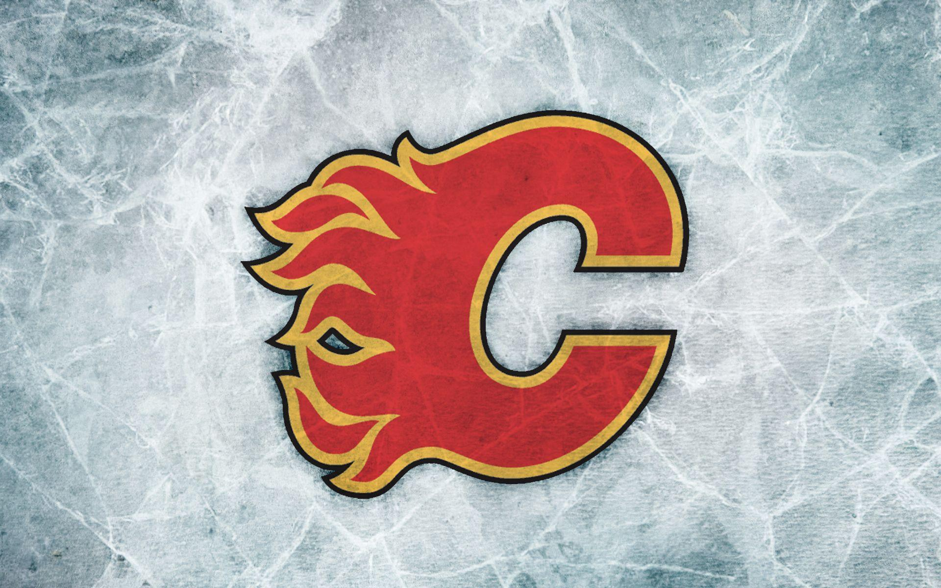 Calgary Flames Ice Hockey Wallpapers Wallpaper Cave