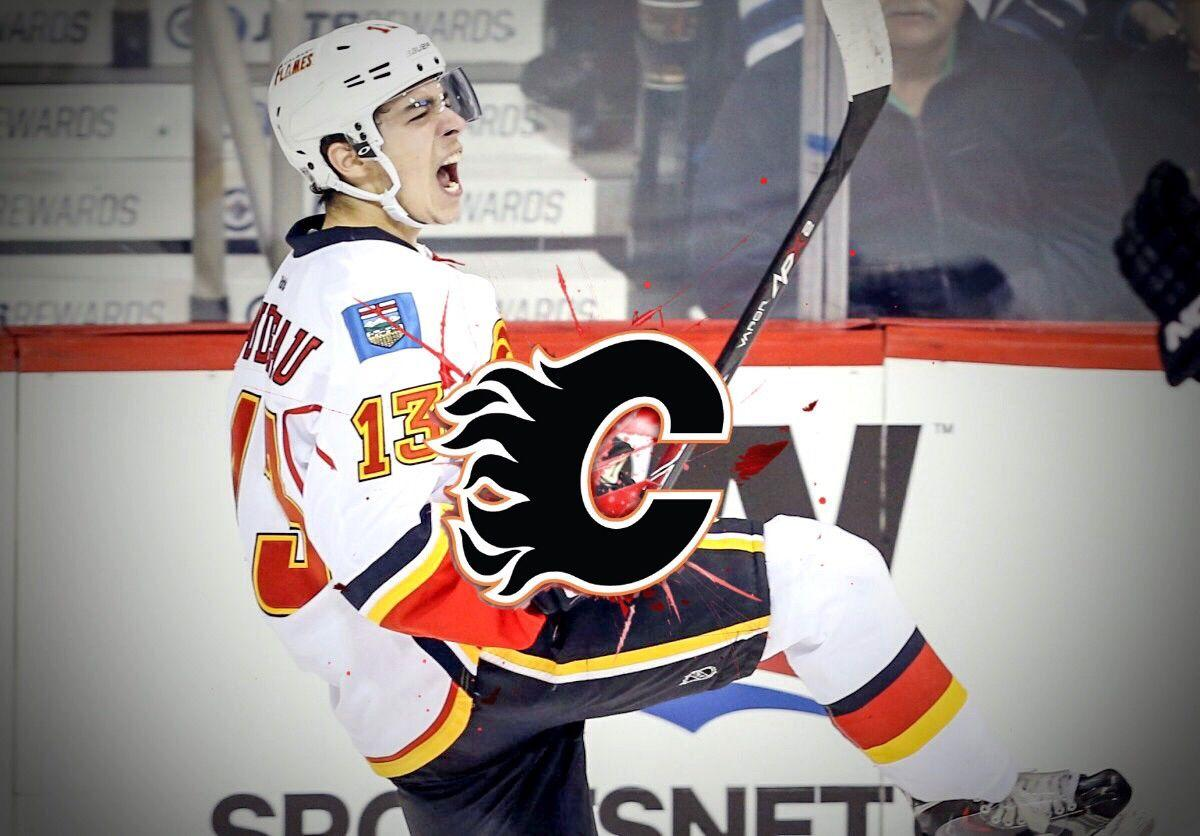 Calgary Flames Ice Hockey Wallpapers