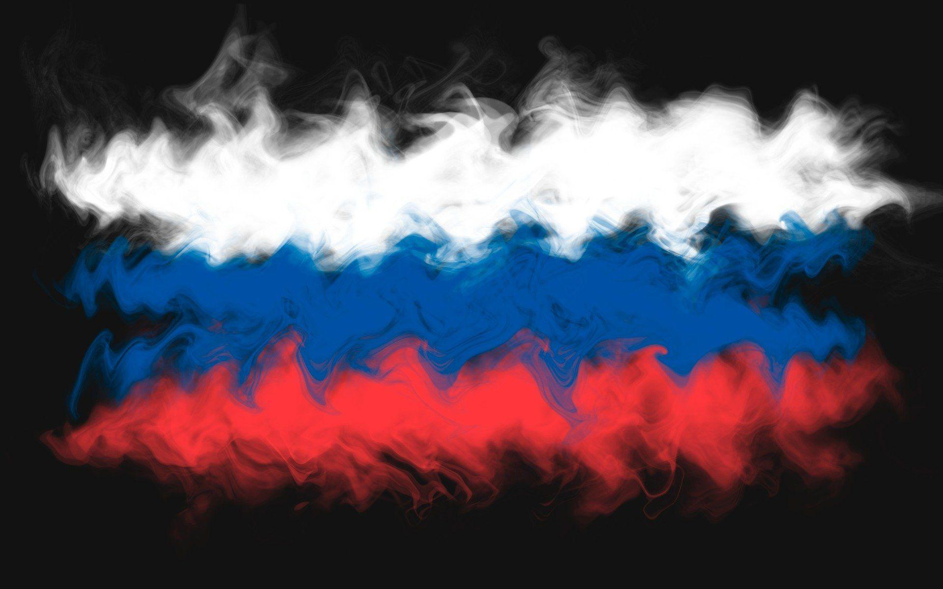 russia flag smoke tricolor abstract russia HD wallpaper