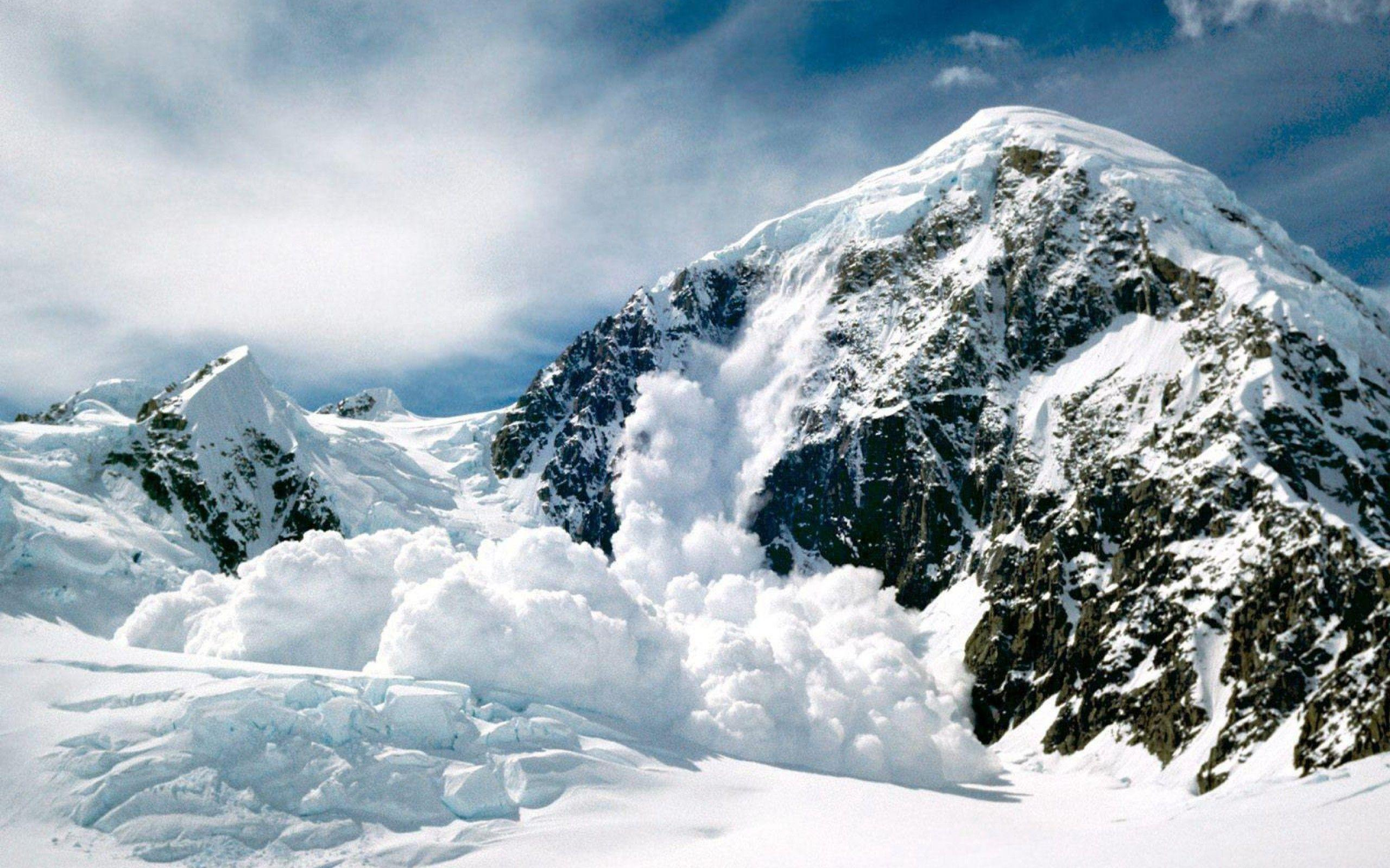 avalanche nature wallpapers - wallpaper cave