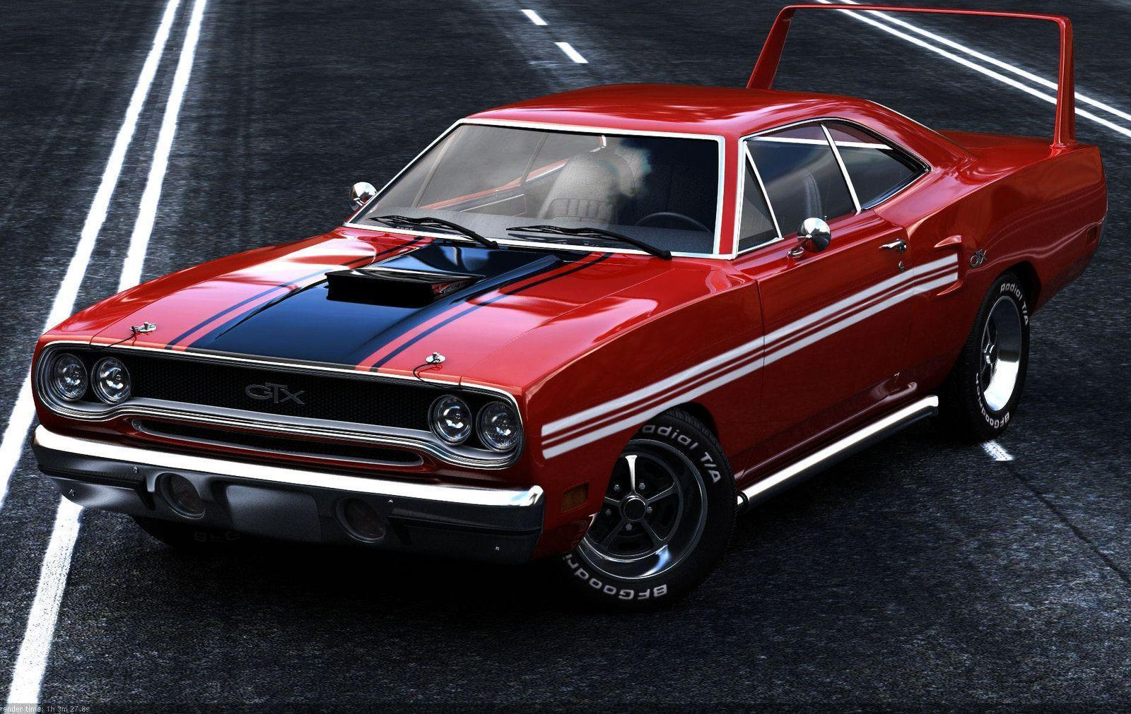 American Muscle Cars Wallpapers Hd
