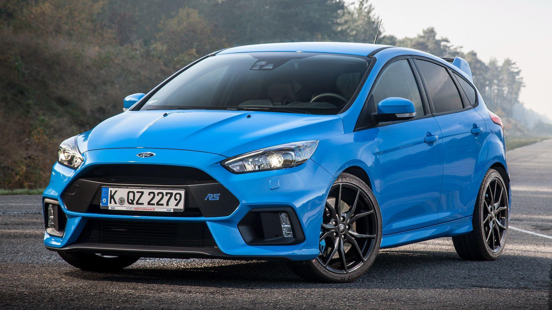 Ford Focus Rs Wallpapers Collection (30+)