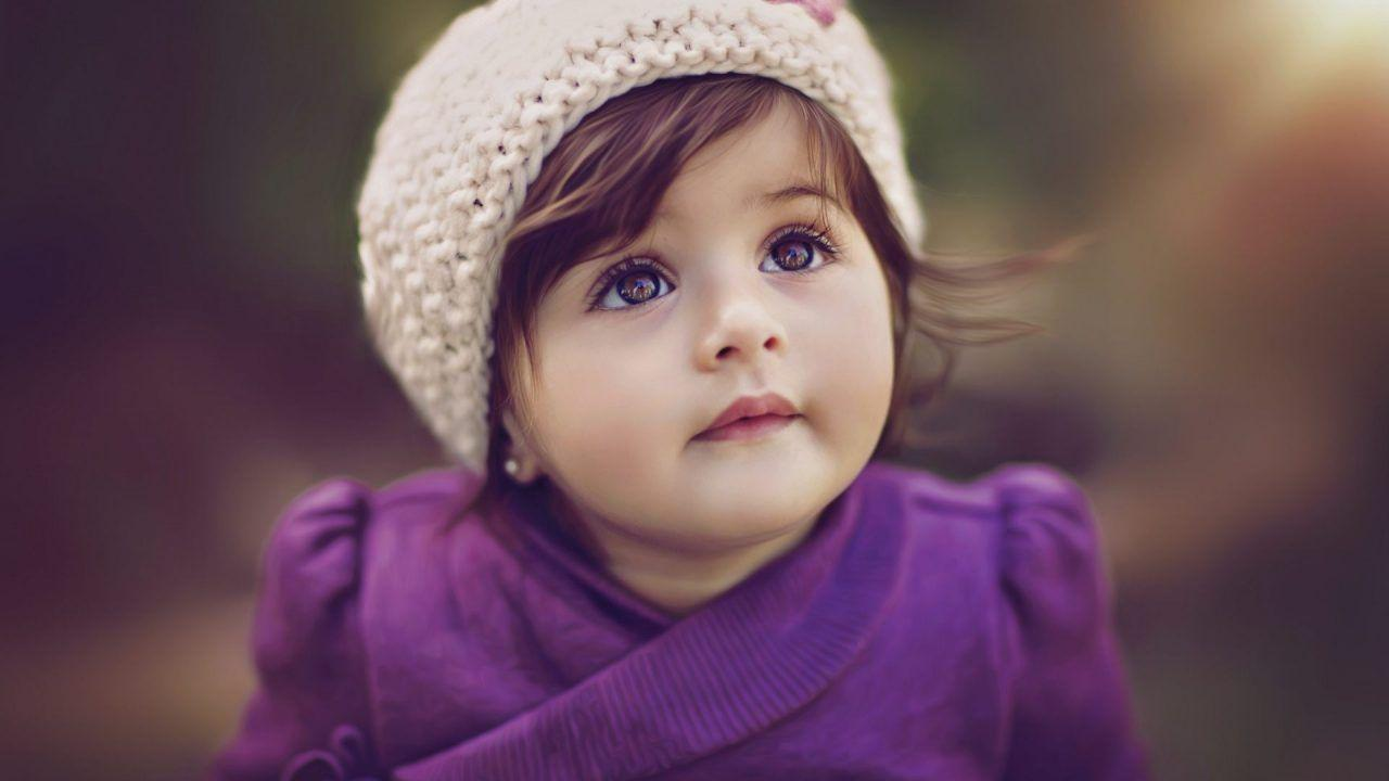 eda4892f394b Cute Baby Girl Wallpapers - Wallpaper Cave