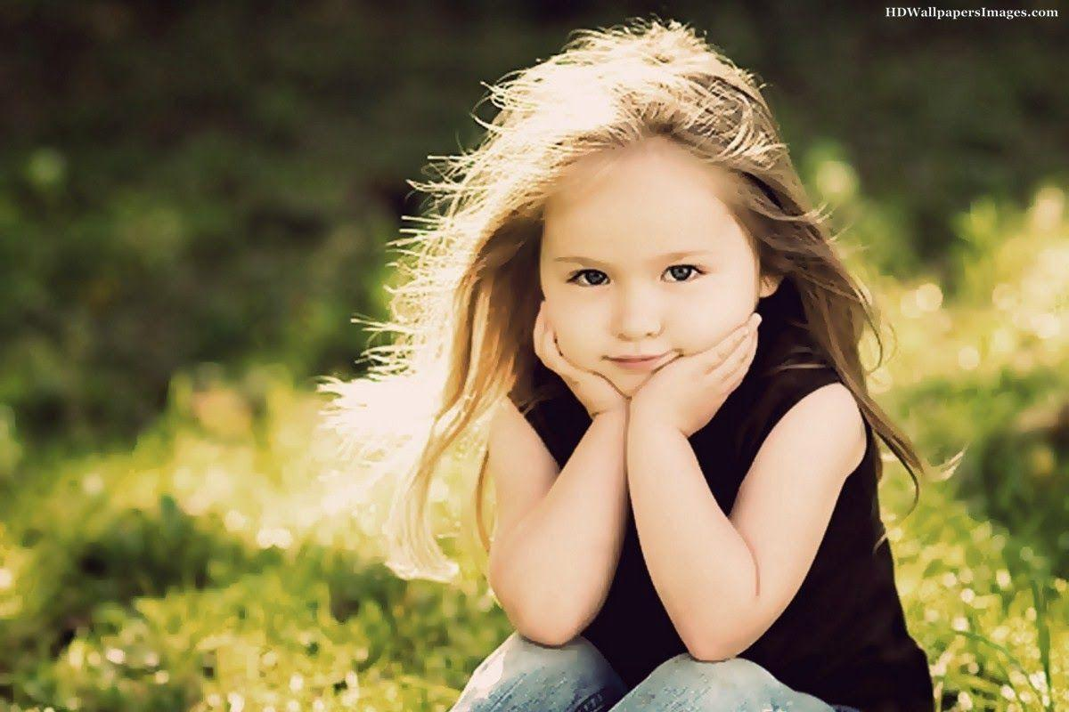 Cute Baby Girl Wallpapers Wallpaper Cave