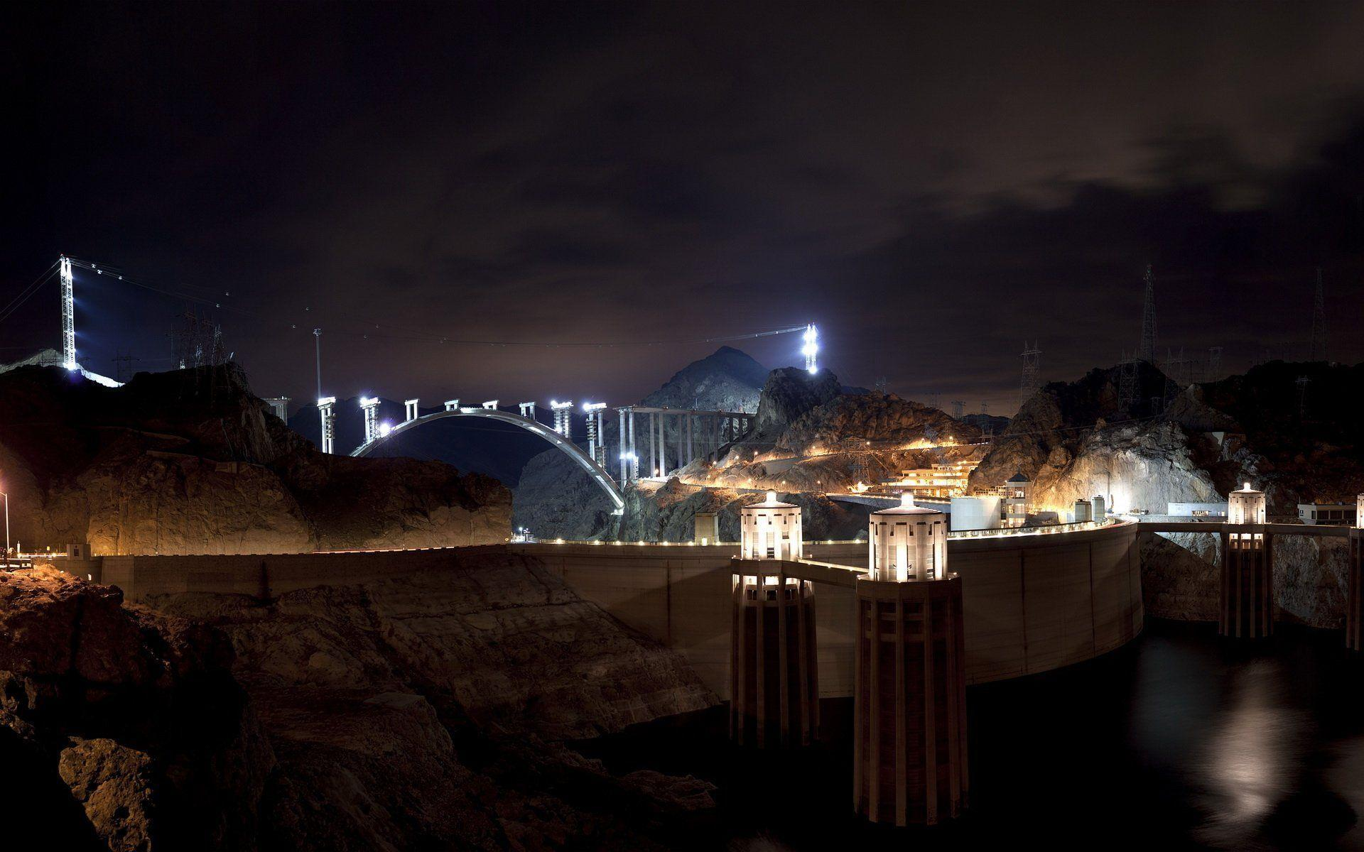 11 Hoover Dam HD Wallpapers