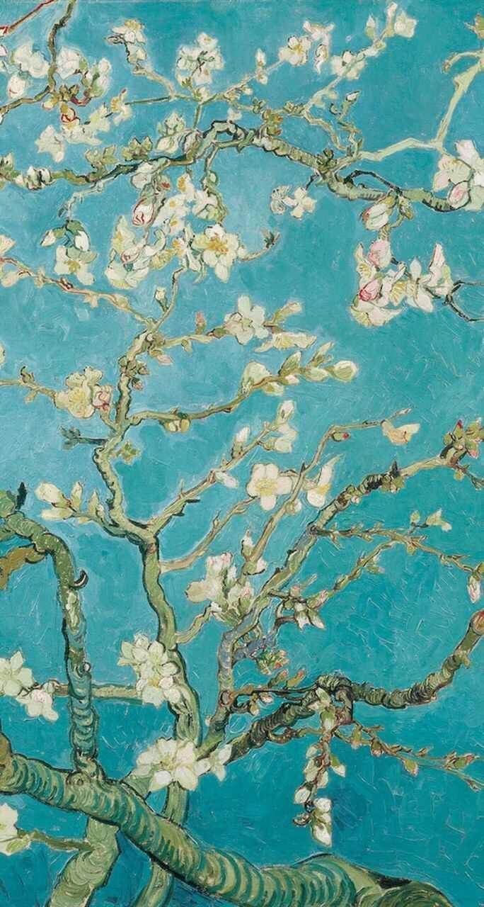 Download 8500 Wallpaper Iphone Van Gogh Gratis
