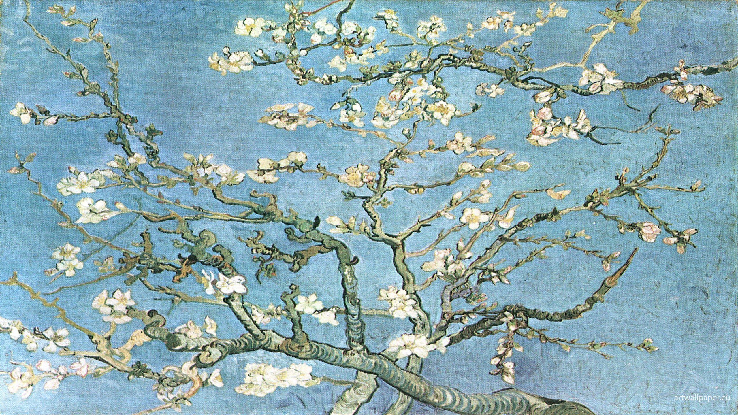 Van Gogh Blossom Wallpapers - Wallpaper Cave