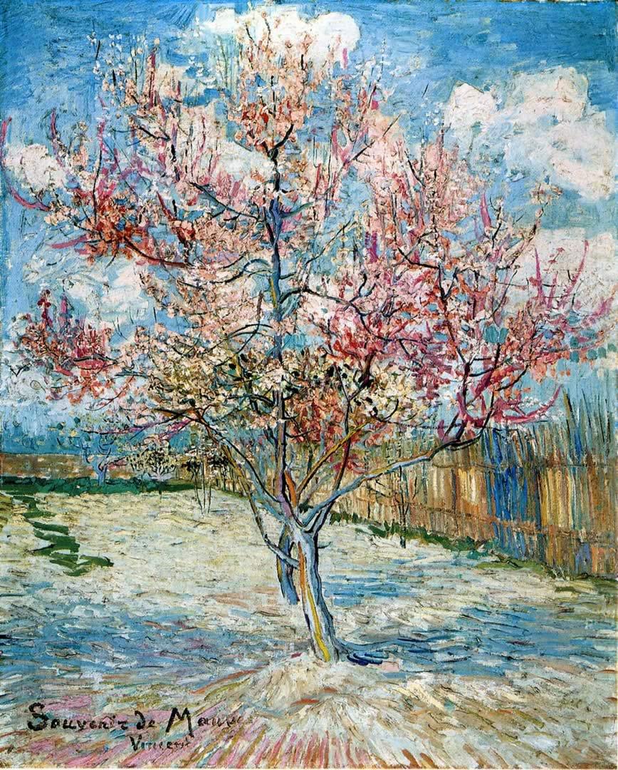 Van Gogh Wallpaper: Van Gogh Blossom Wallpapers