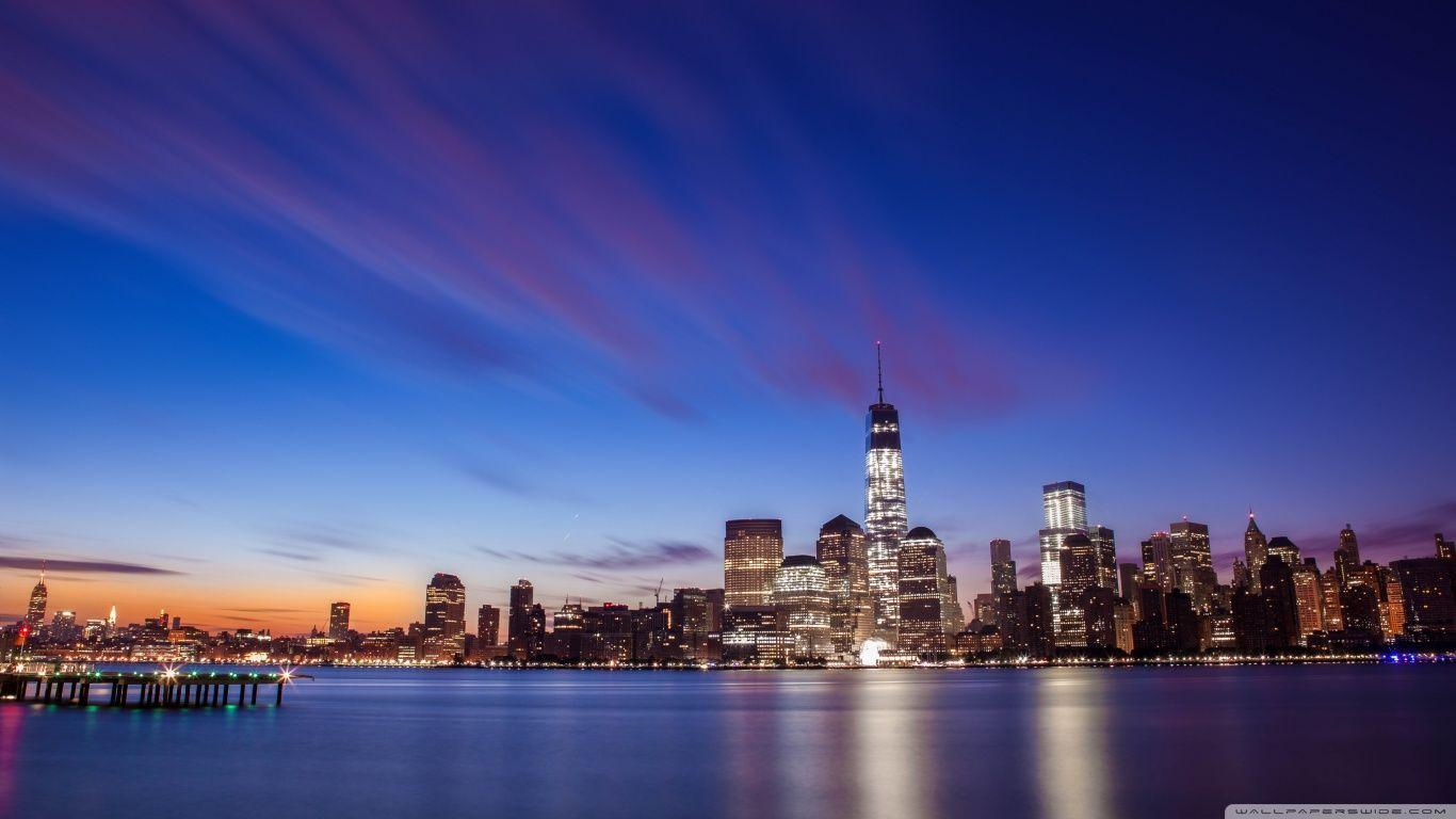 New york city skyline wallpapers wallpaper cave - New york skyline computer wallpaper ...