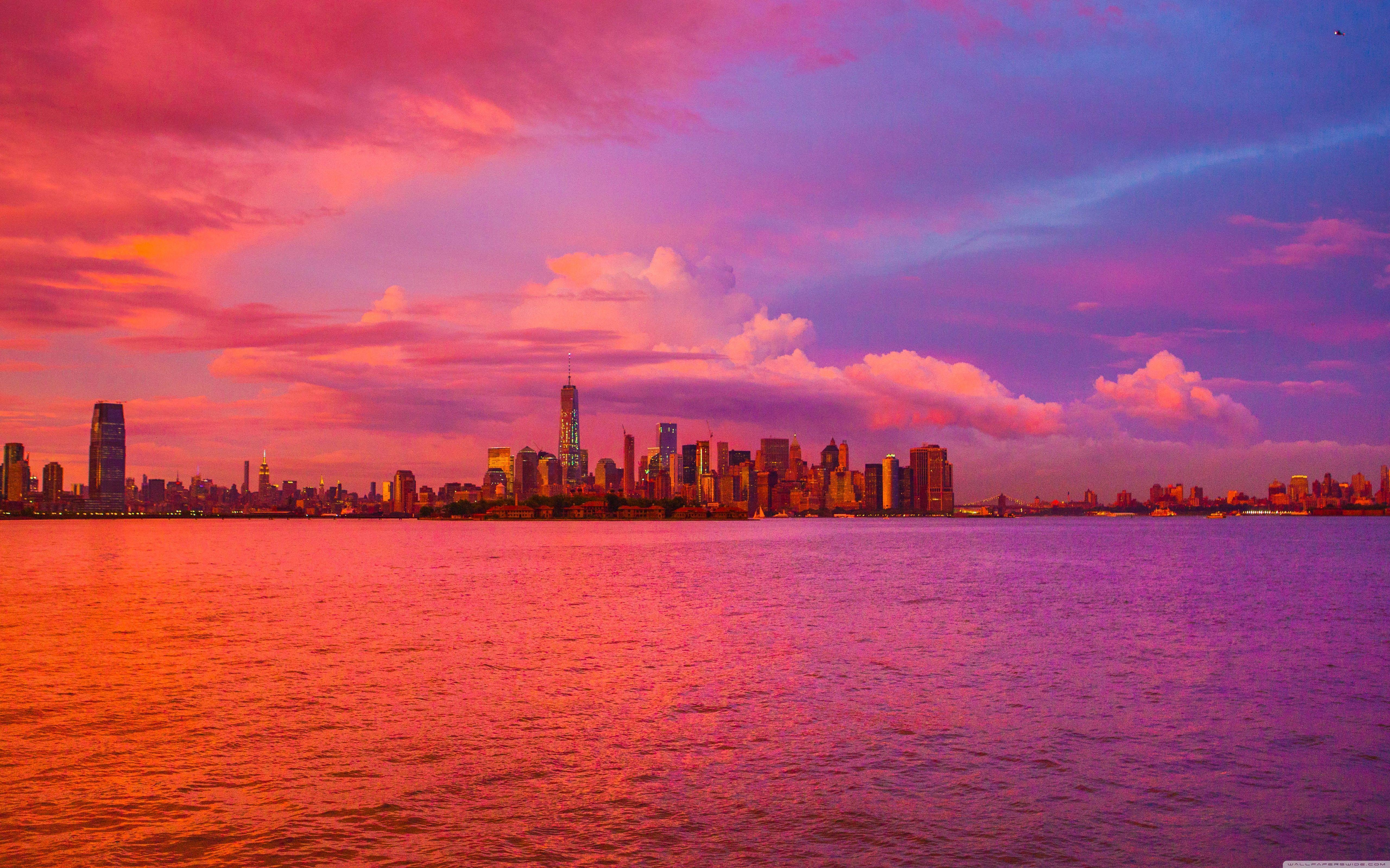 New York City Skyline Wallpapers - Wallpaper Cave