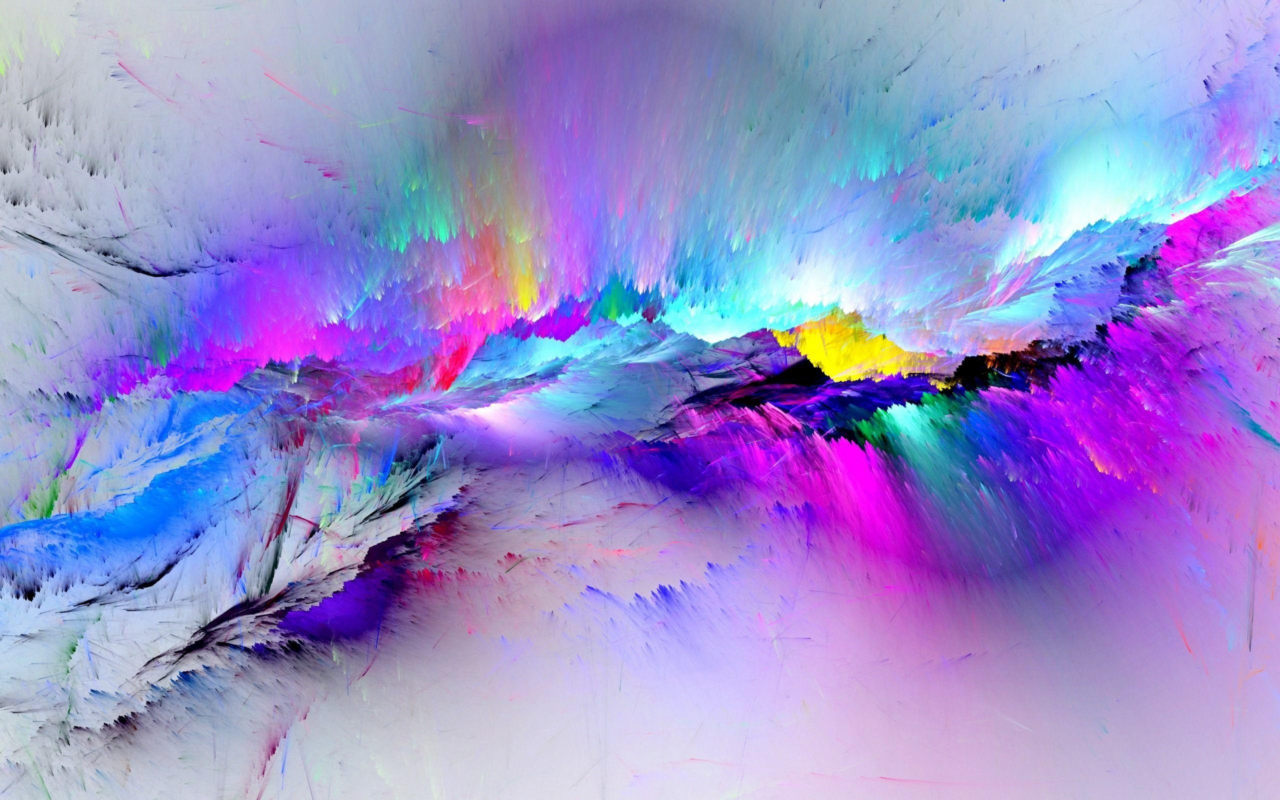 Color Splash Wallpaper HD