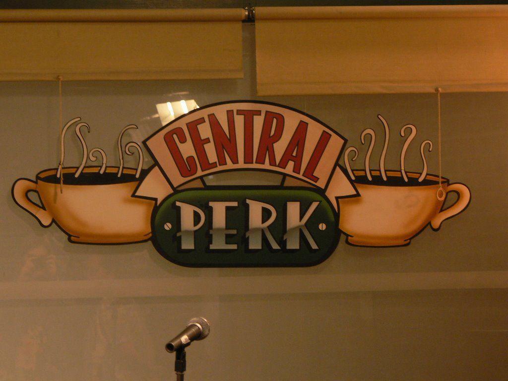 Central Perk Wallpaper